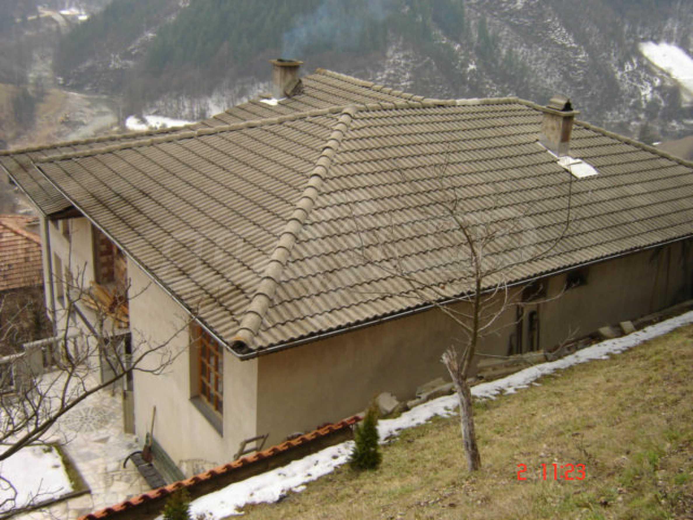 3-storey house with garden near Smolyan 3