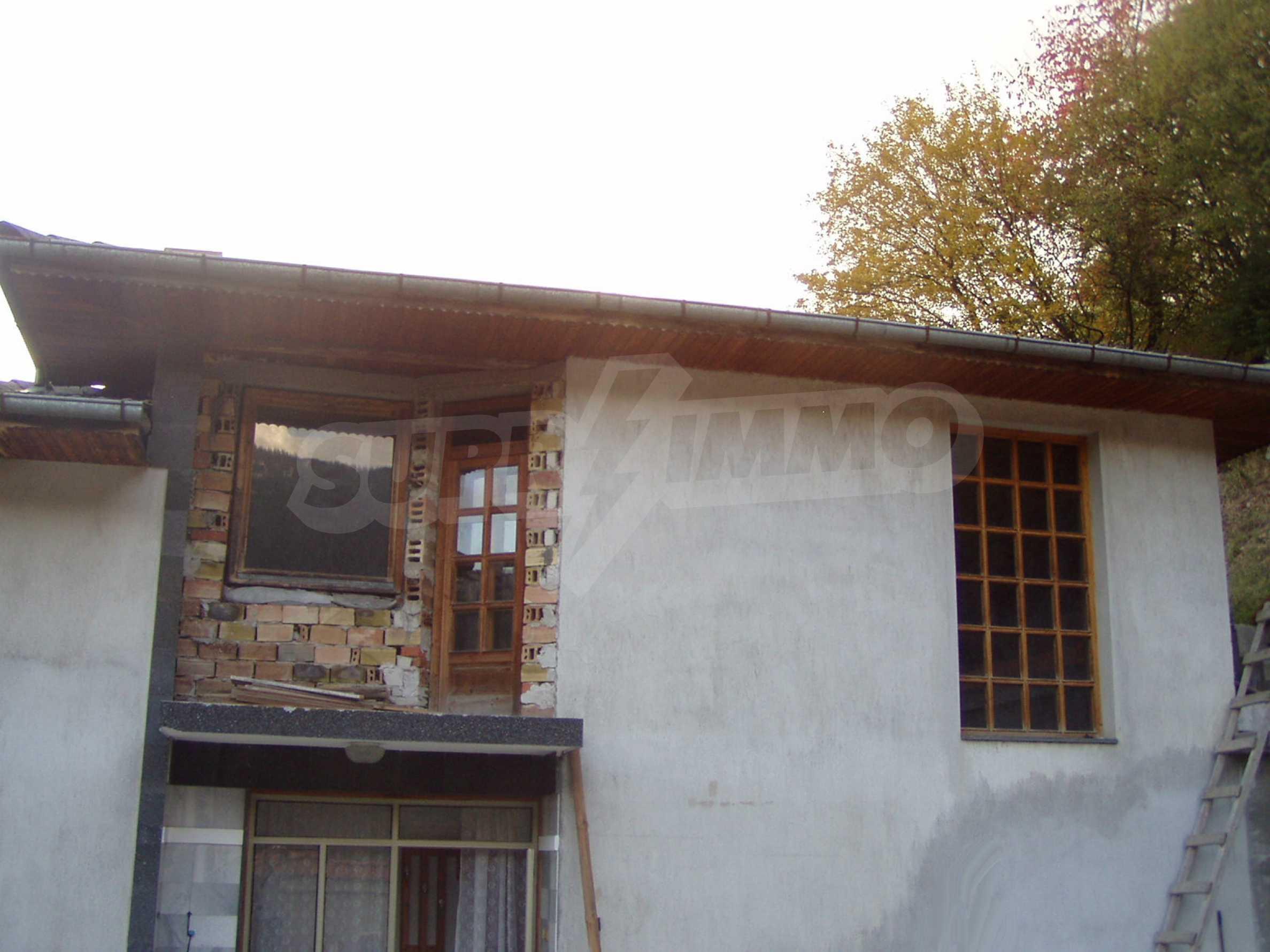3-storey house with garden near Smolyan 61