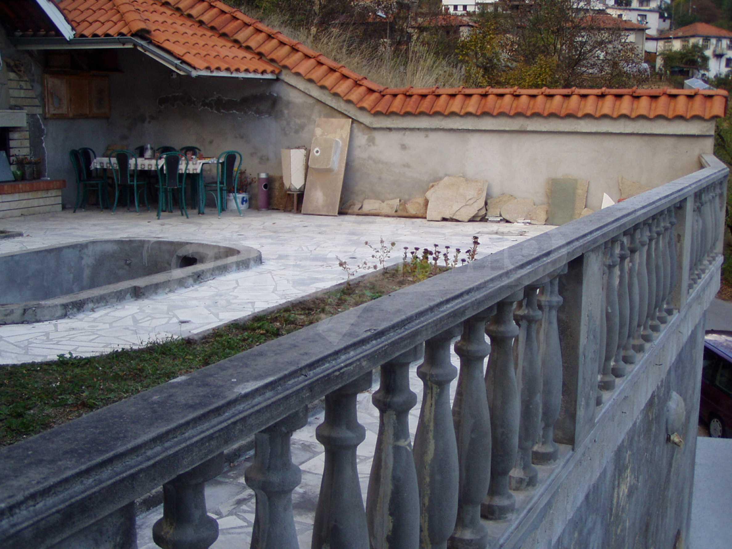 3-storey house with garden near Smolyan 63