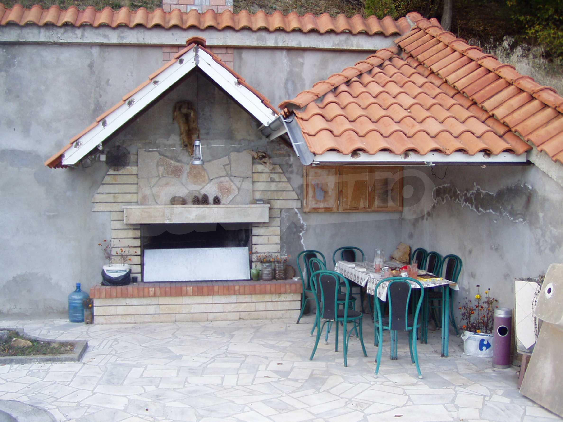 3-storey house with garden near Smolyan 66