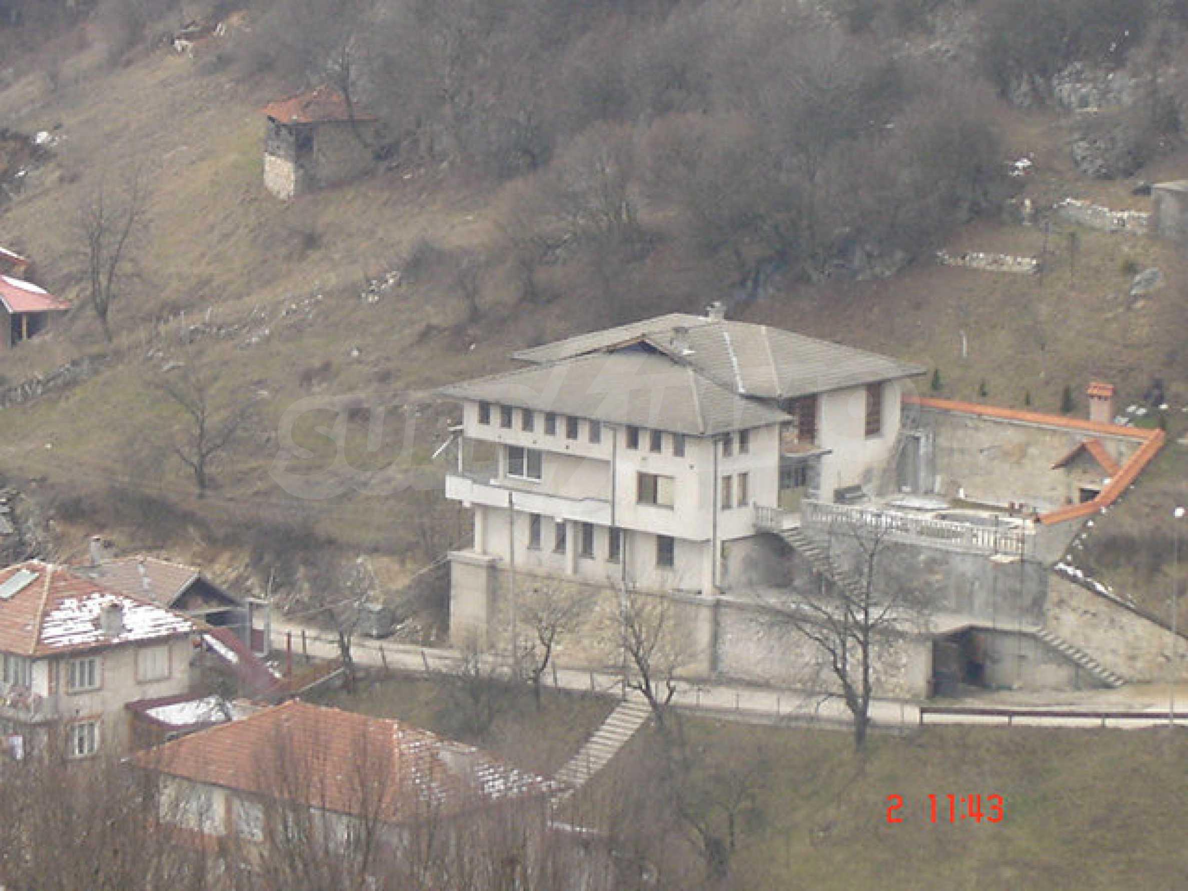 3-storey house with garden near Smolyan 69