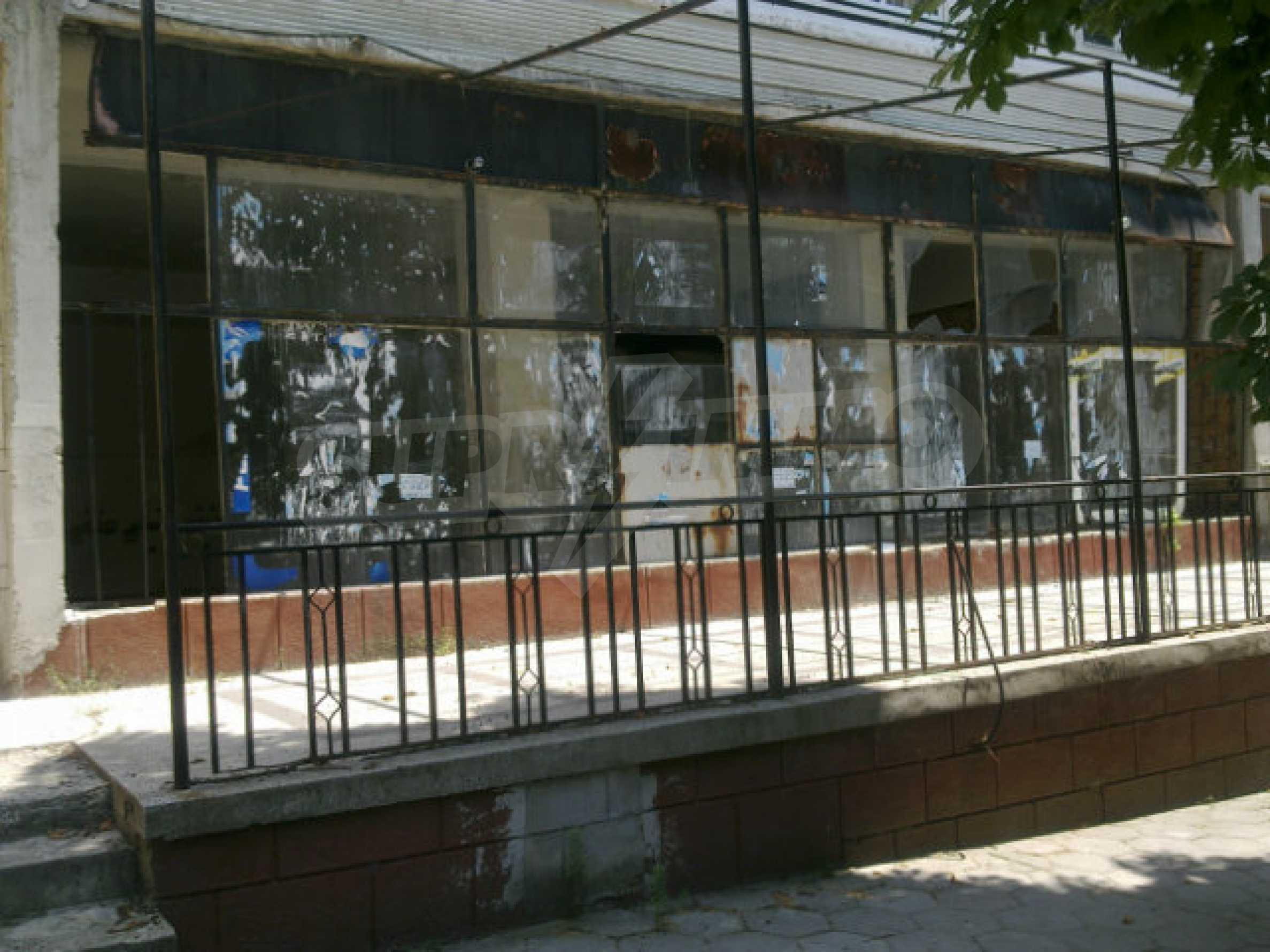 Commercial space for sale in the center of Simeonovgrad
