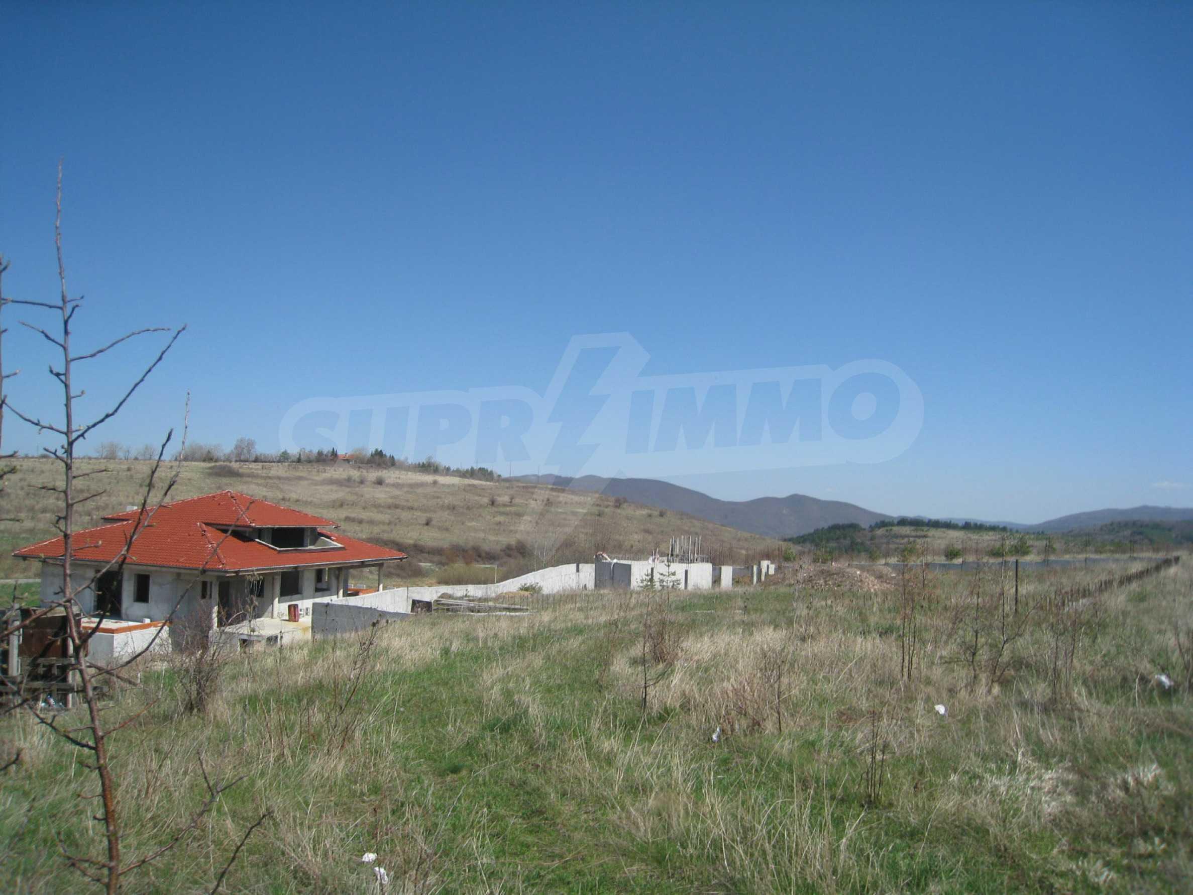 Reguliertes Grundstück für den Bau eines Privathauses oder einer Villa in der Nähe von Sofia 9