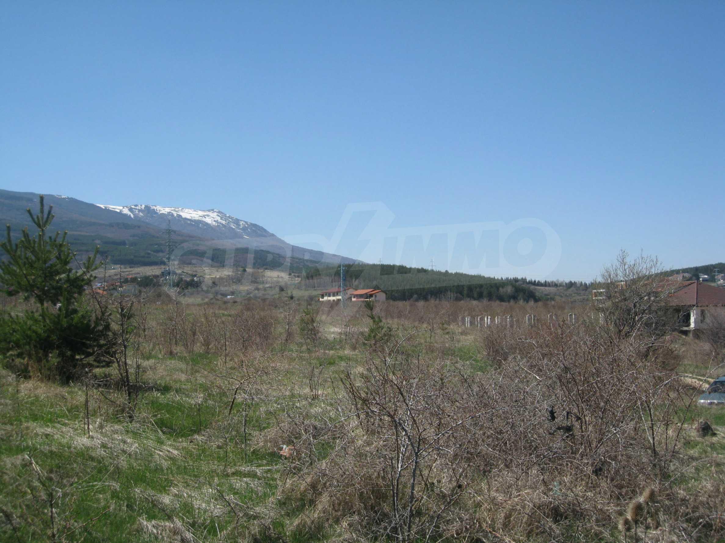 Reguliertes Grundstück für den Bau eines Privathauses oder einer Villa in der Nähe von Sofia 14