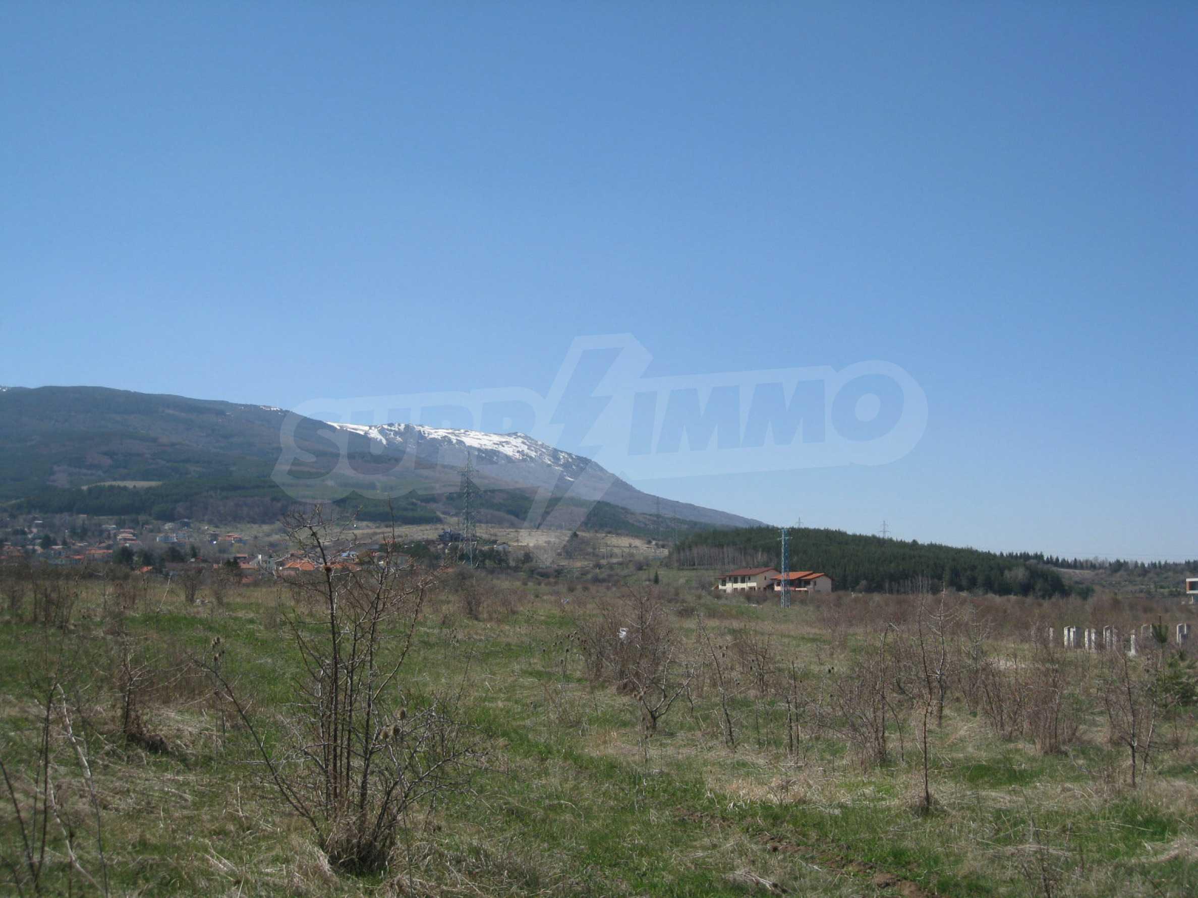 Reguliertes Grundstück für den Bau eines Privathauses oder einer Villa in der Nähe von Sofia 19