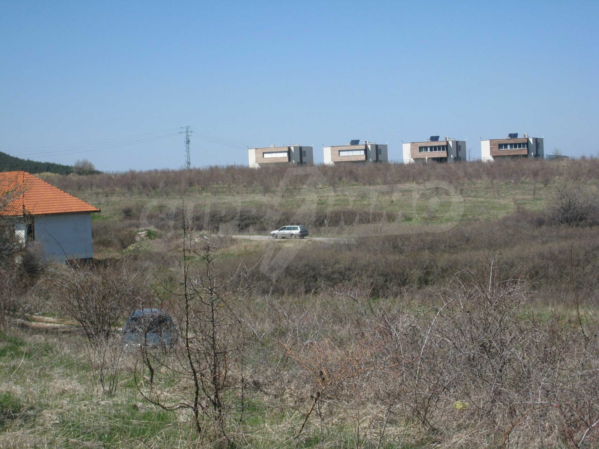 Reguliertes Grundstück für den Bau eines Privathauses oder einer Villa in der Nähe von Sofia 24