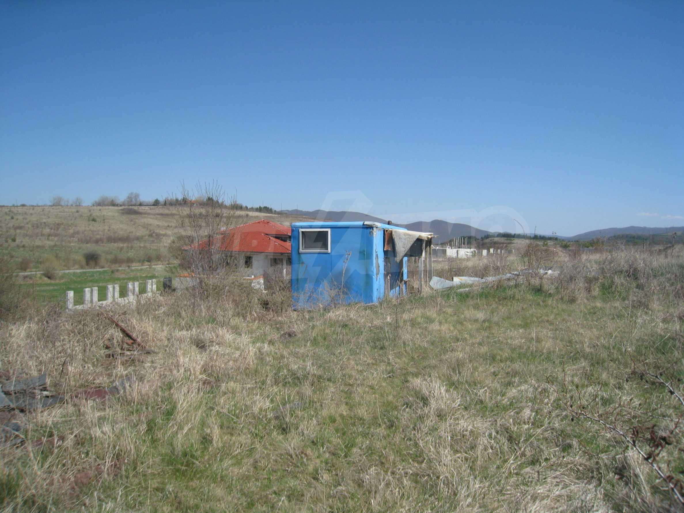 Reguliertes Grundstück für den Bau eines Privathauses oder einer Villa in der Nähe von Sofia 3