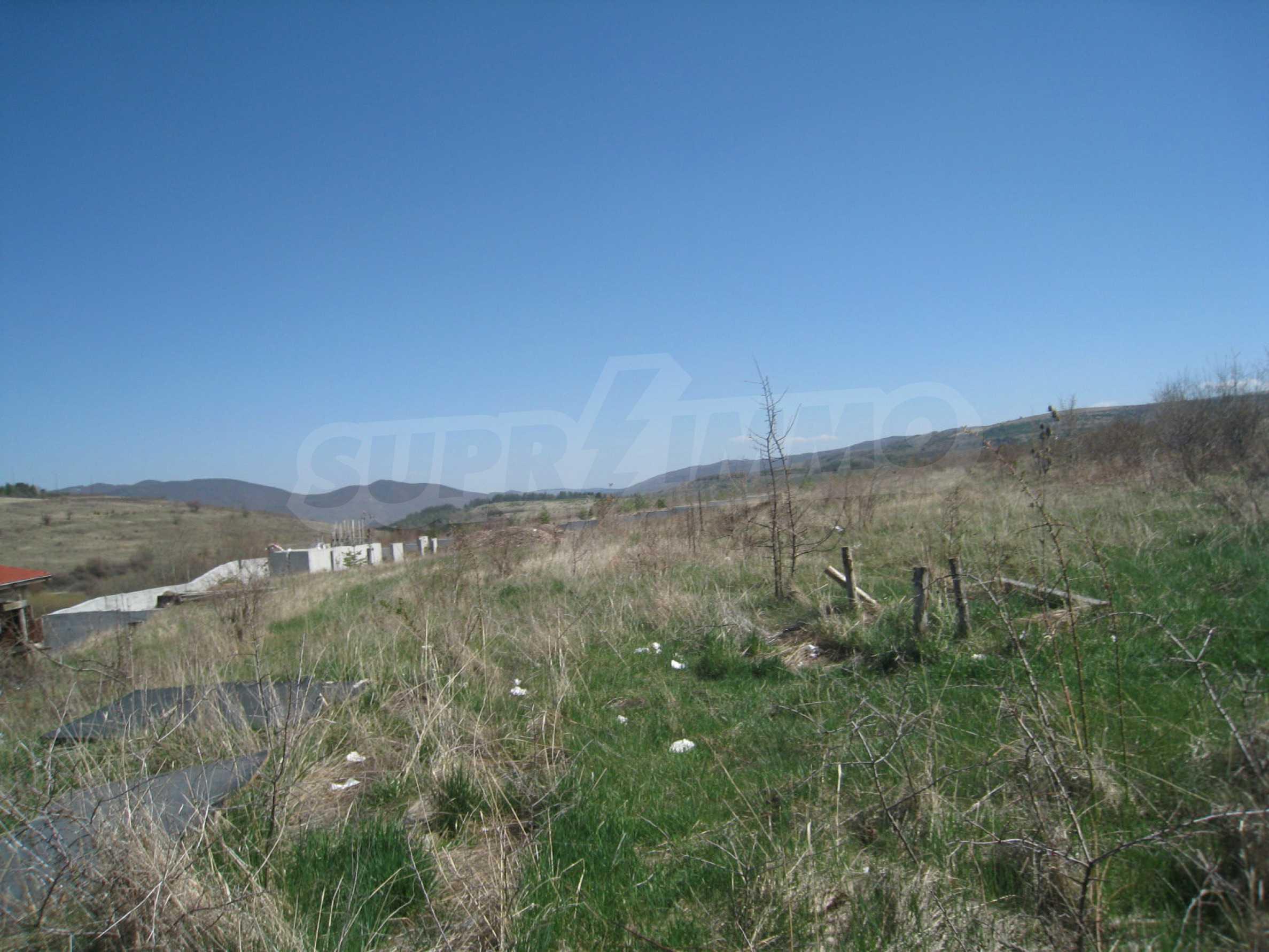 Reguliertes Grundstück für den Bau eines Privathauses oder einer Villa in der Nähe von Sofia 5