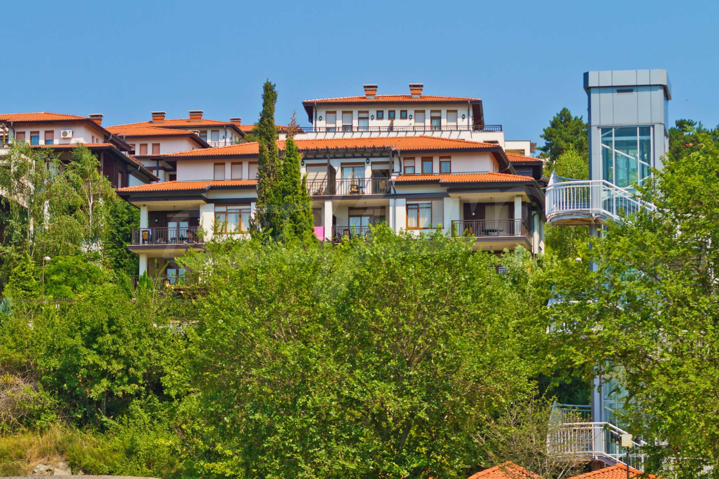 Впечатляващ комплекс с ваканционни жилища в близост до Созопол 23