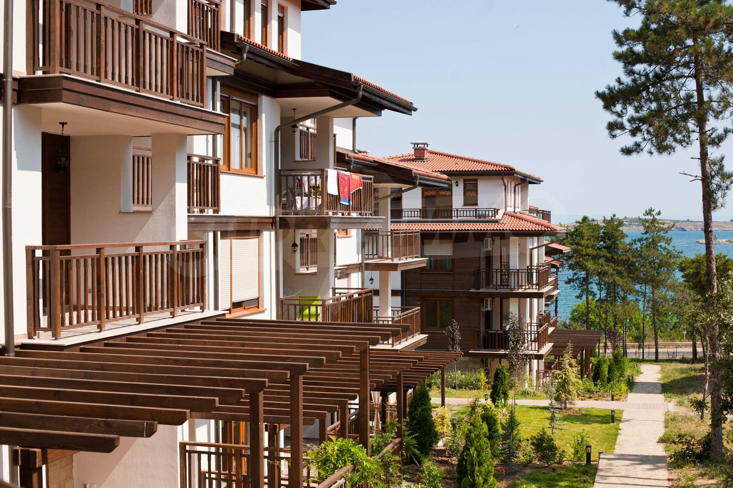 Впечатляващ комплекс с ваканционни жилища в близост до Созопол 7