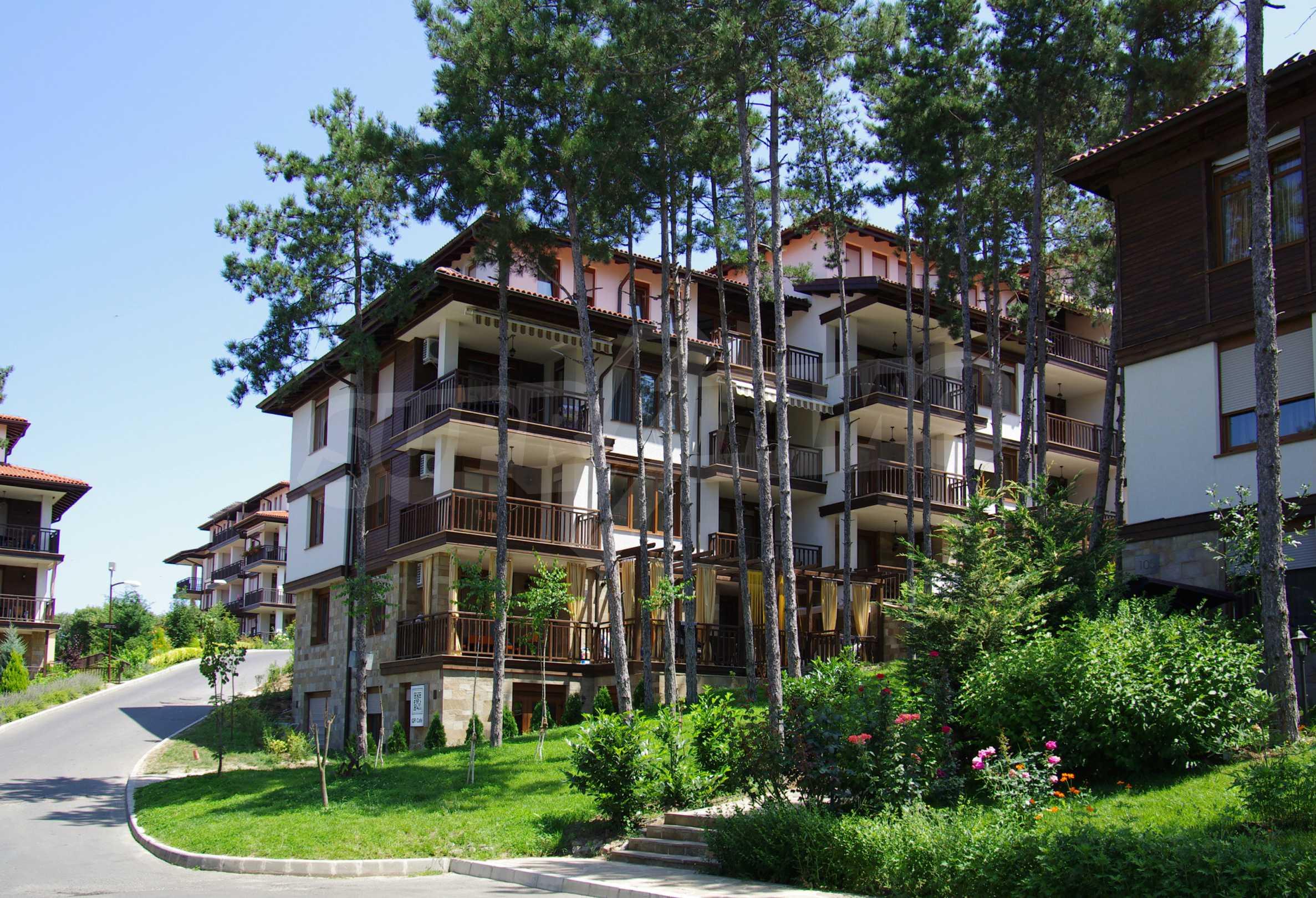 Впечатляващ комплекс с ваканционни жилища в близост до Созопол 8