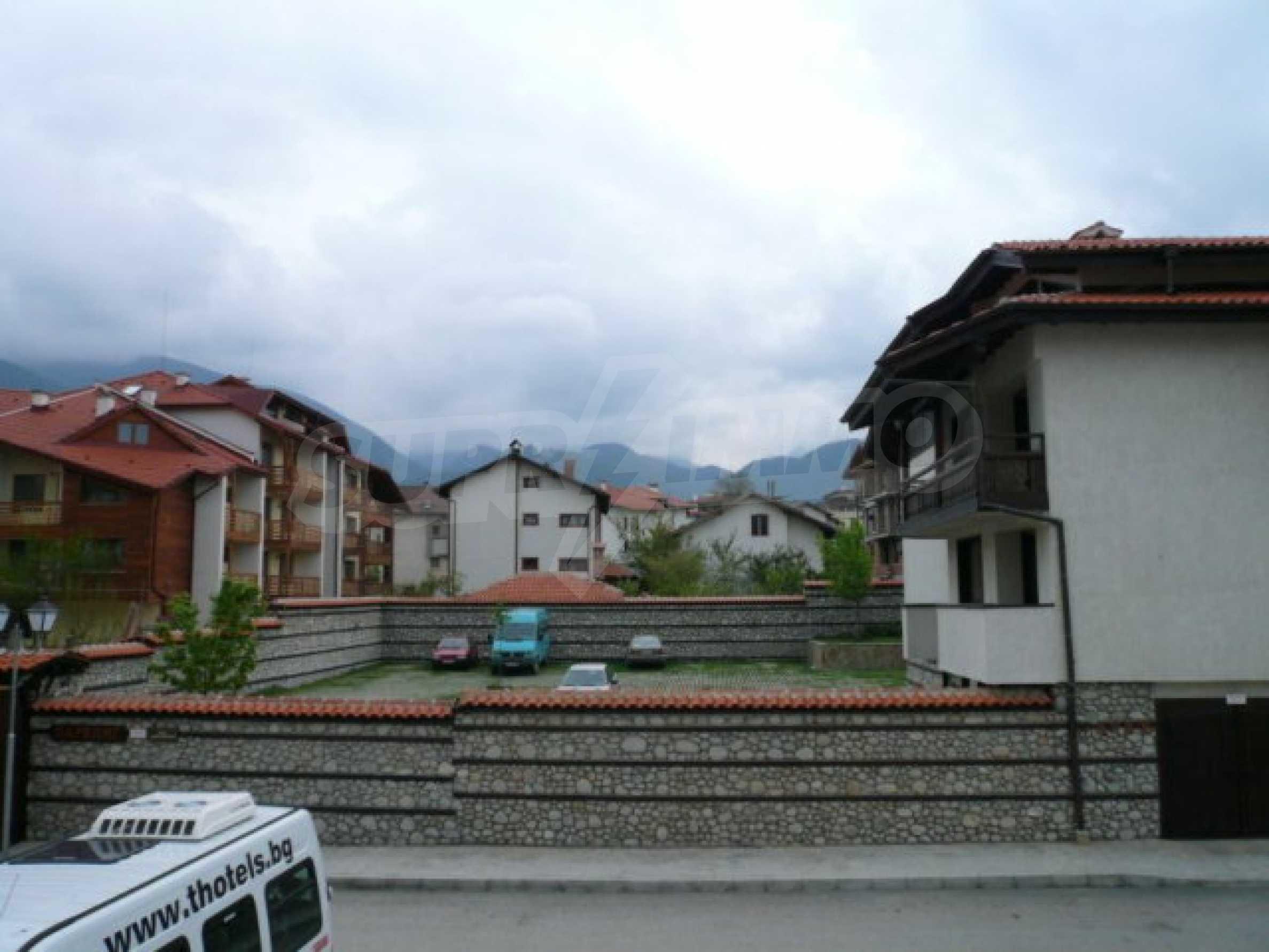 Двустаен апартамент за продажба в гр. Банско 11