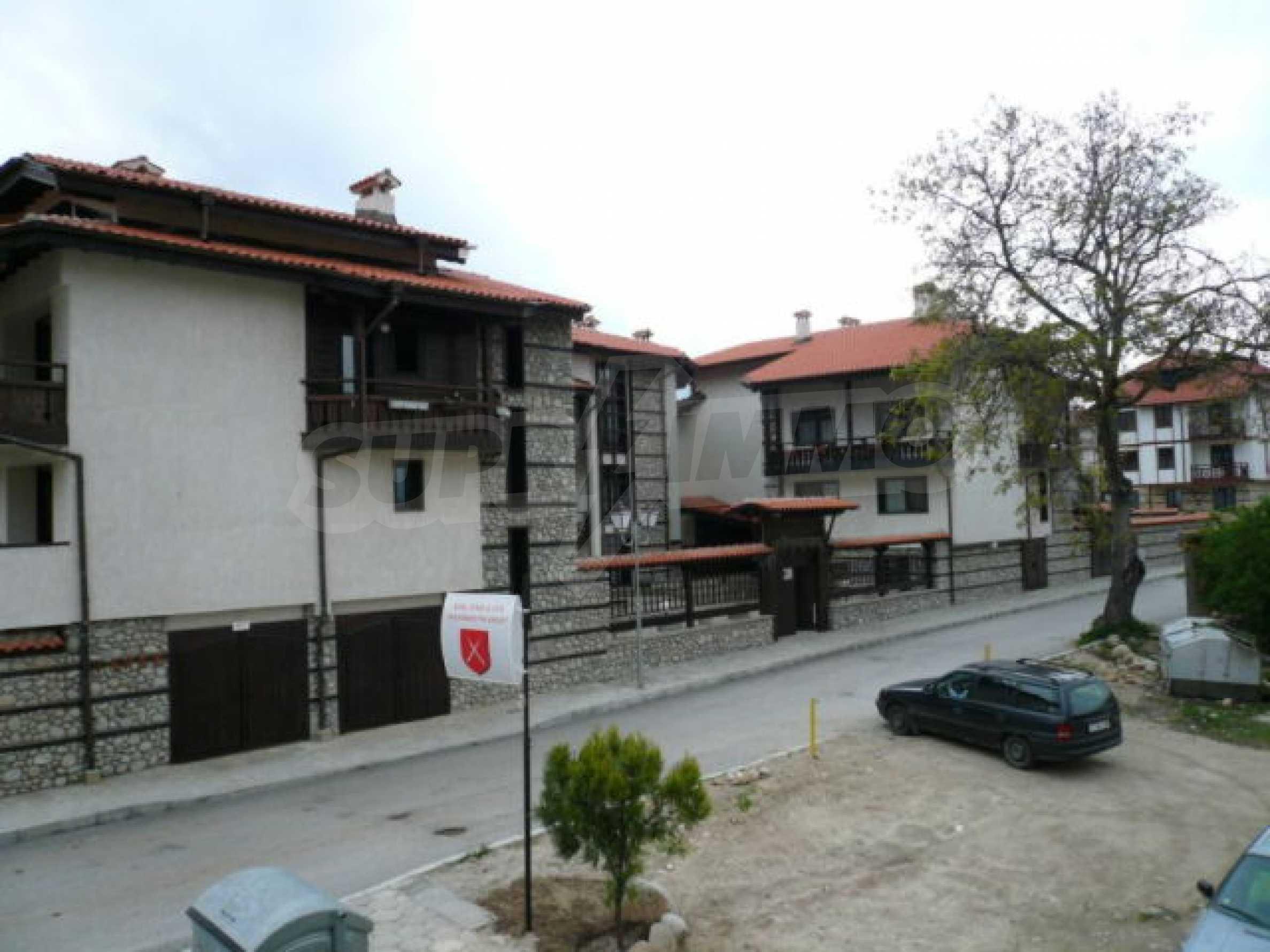 Двустаен апартамент за продажба в гр. Банско 12