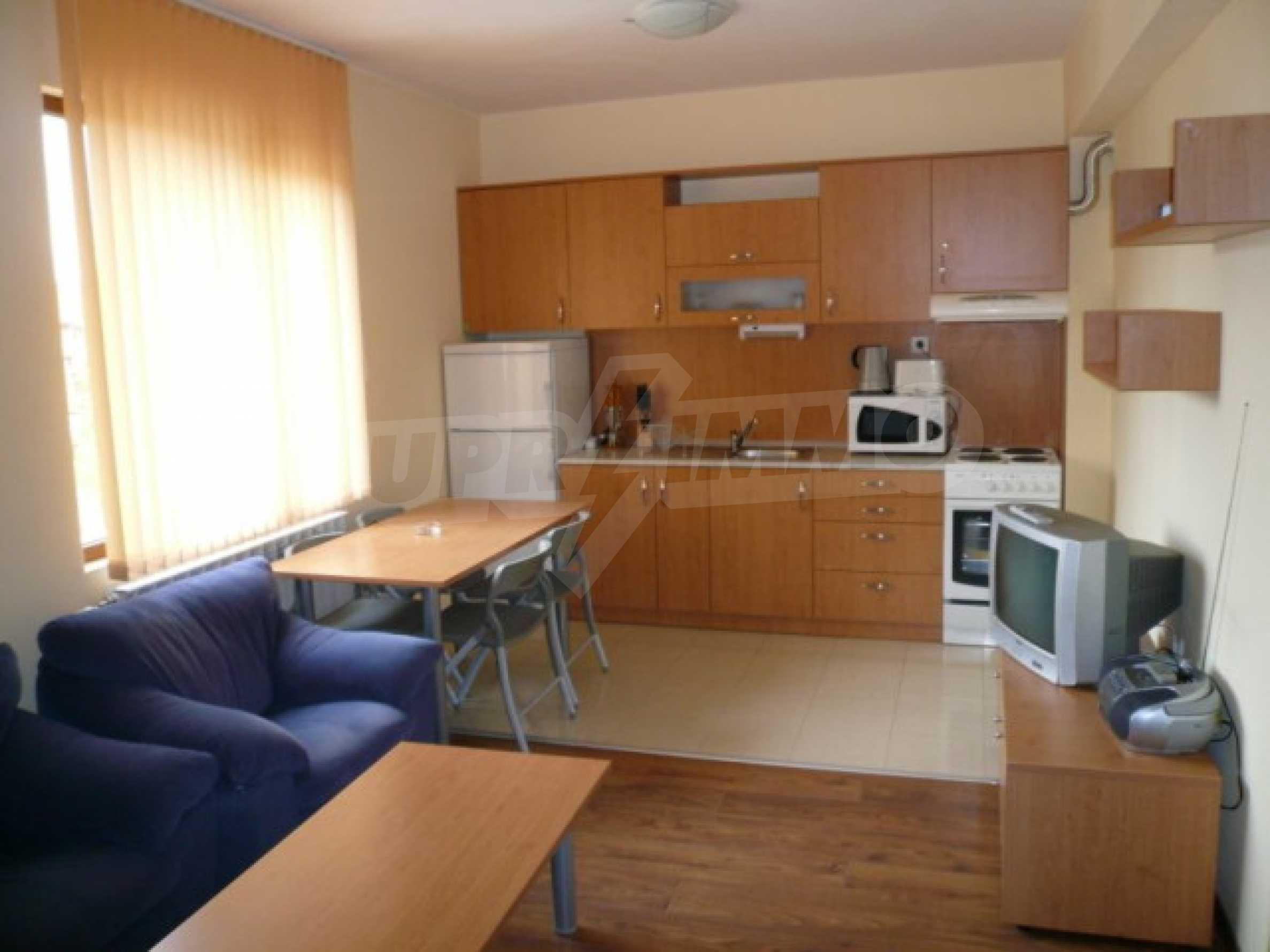 Двустаен апартамент за продажба в гр. Банско 2