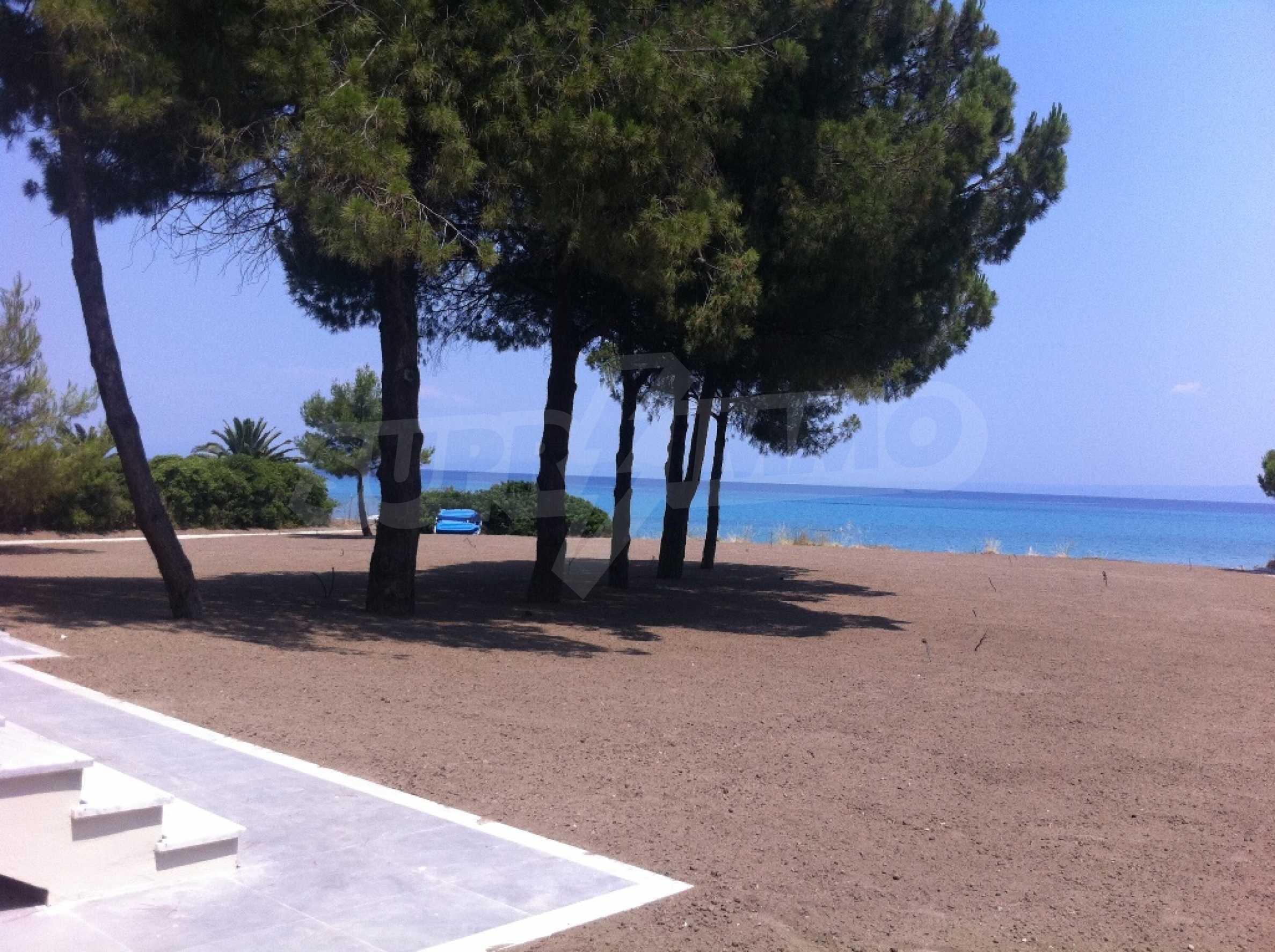 Голяма вила на плажа 3