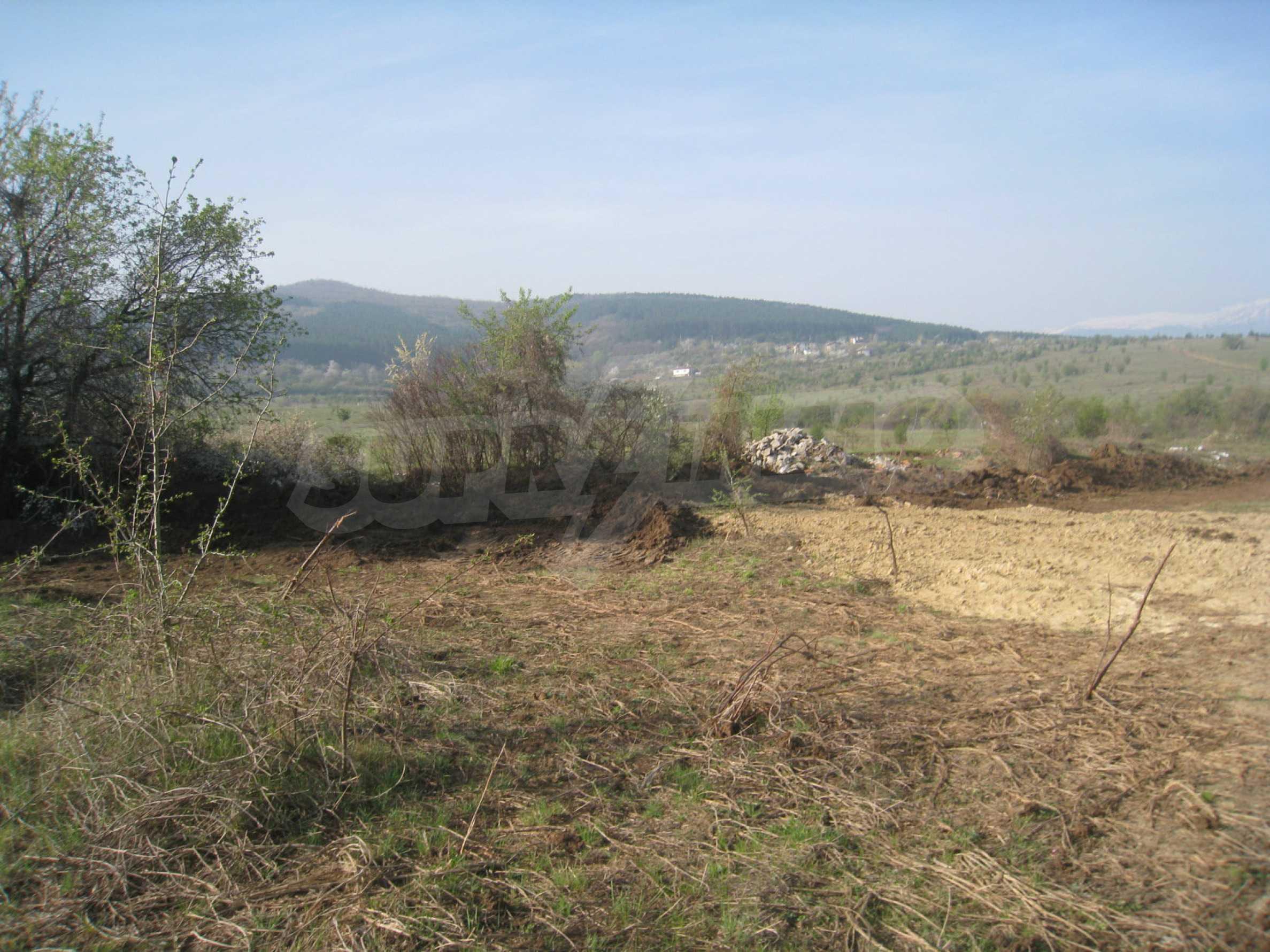 Investitionsgrundstück 2 km von der Sofia-Ringstraße entfernt 1