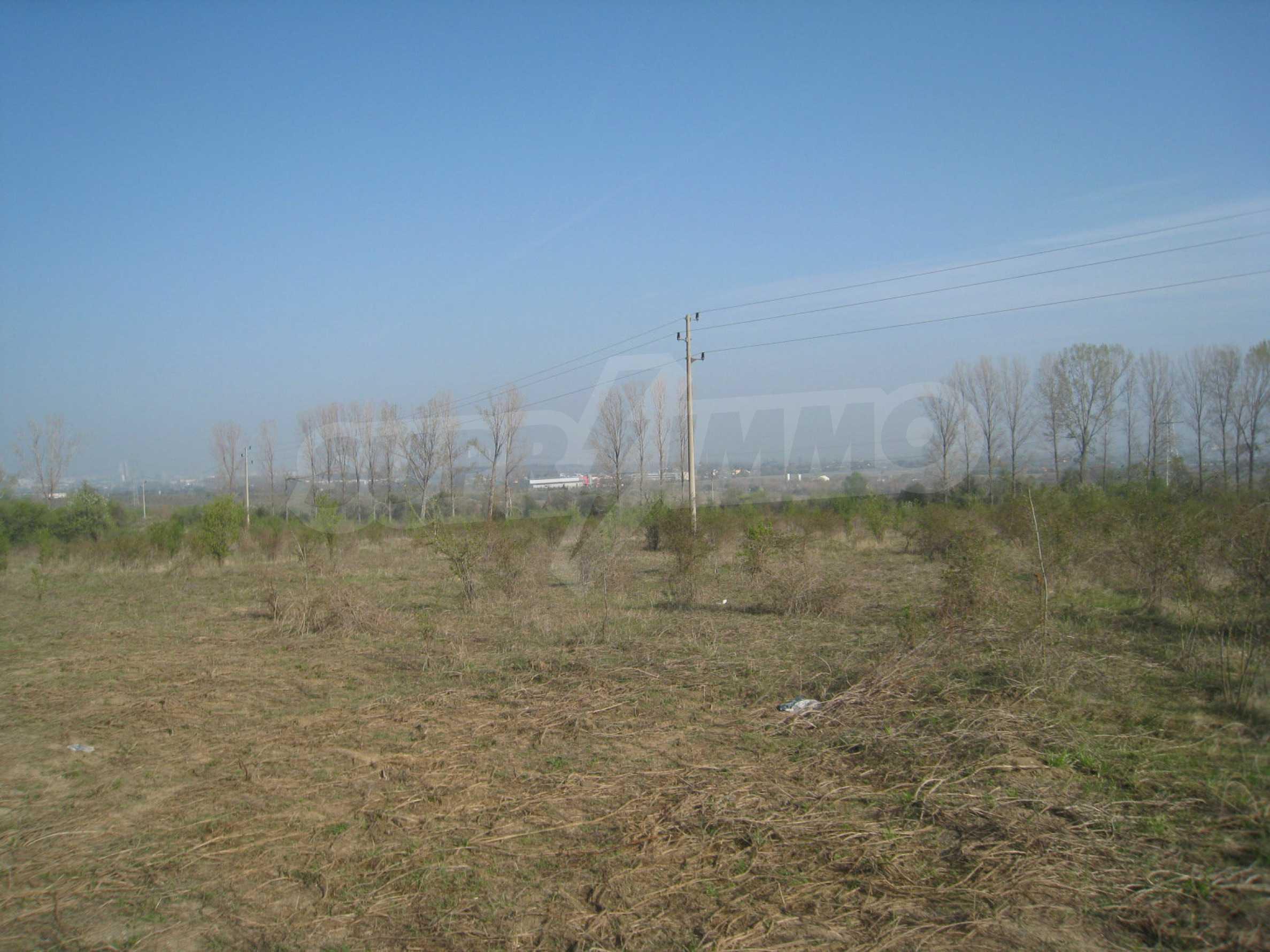 Investitionsgrundstück 2 km von der Sofia-Ringstraße entfernt 5