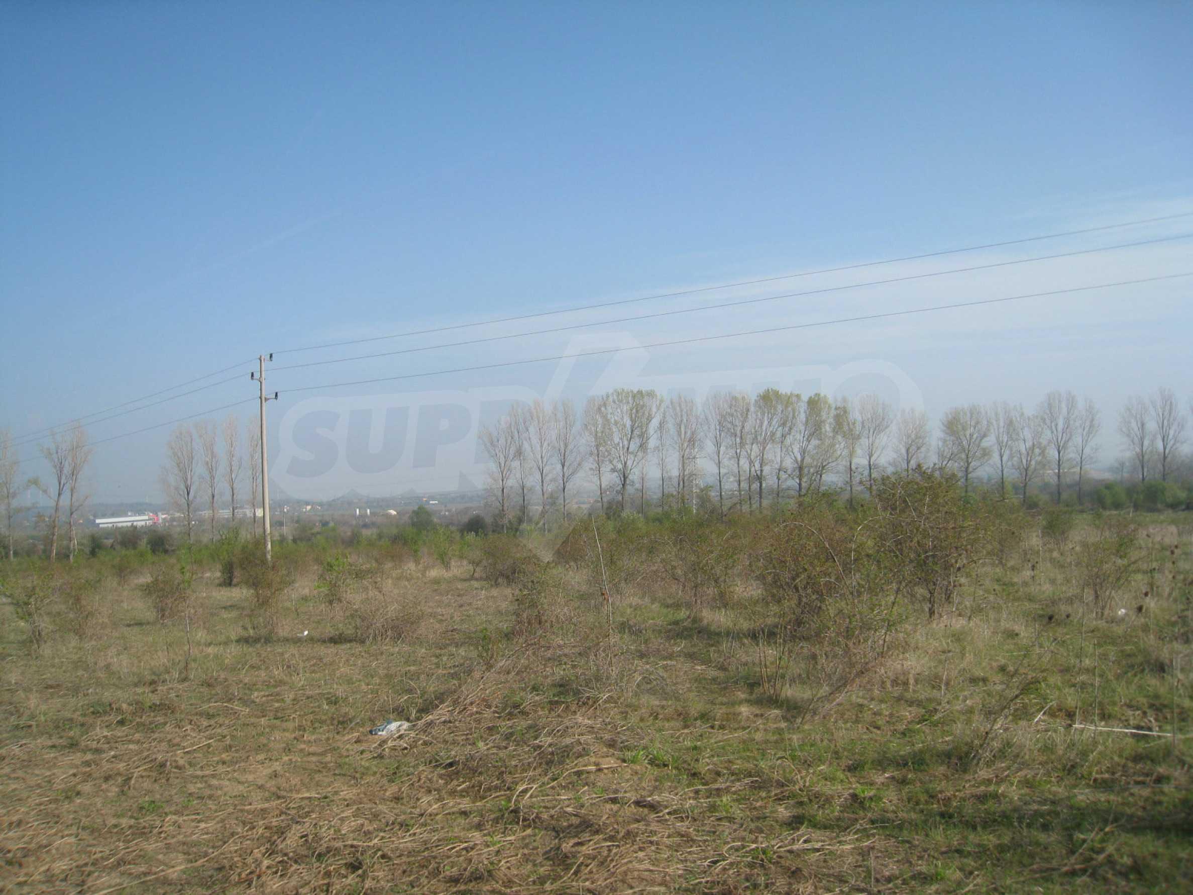 Investitionsgrundstück 2 km von der Sofia-Ringstraße entfernt 8