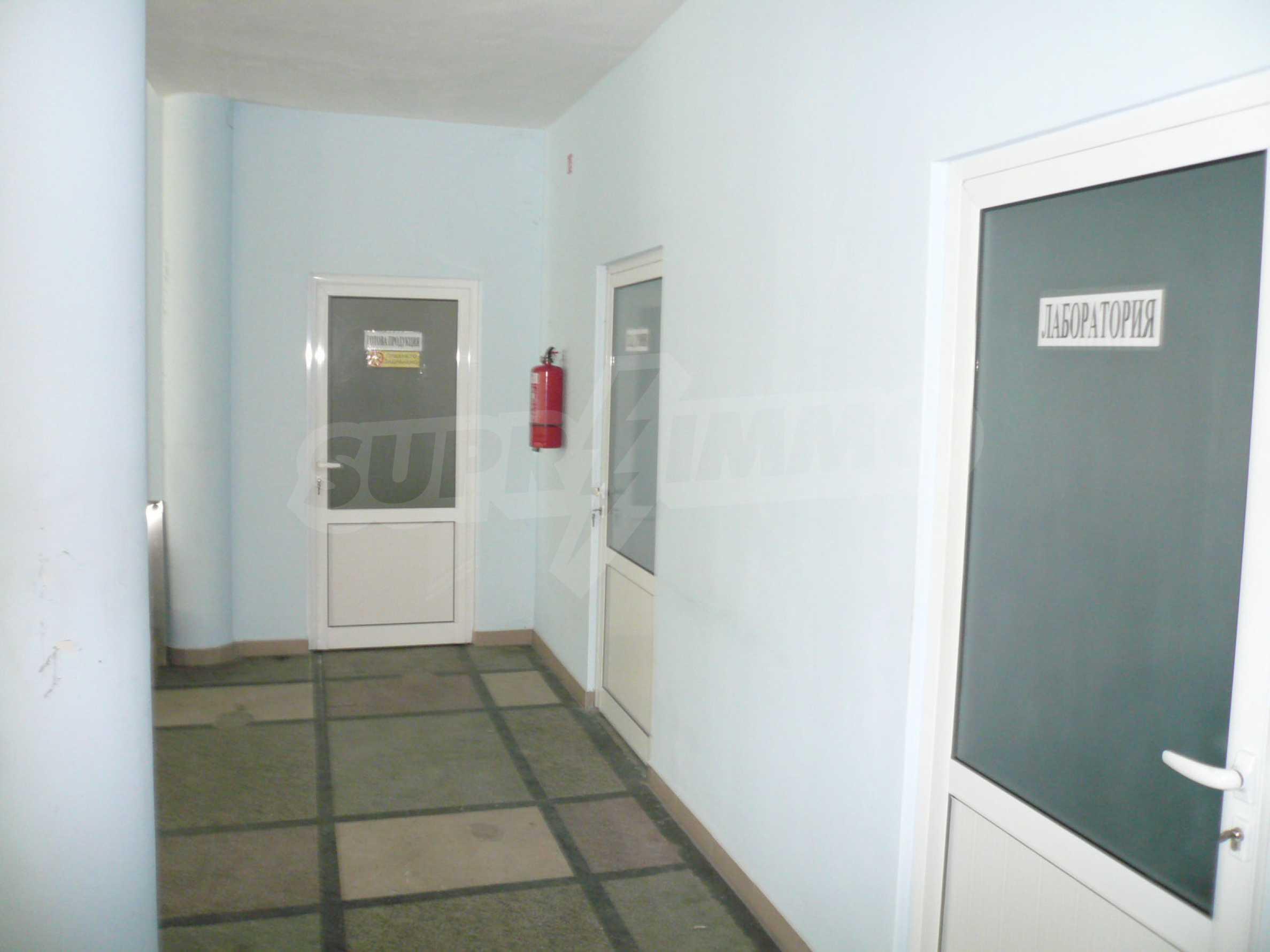 Industrial building near communications in Vidin 14