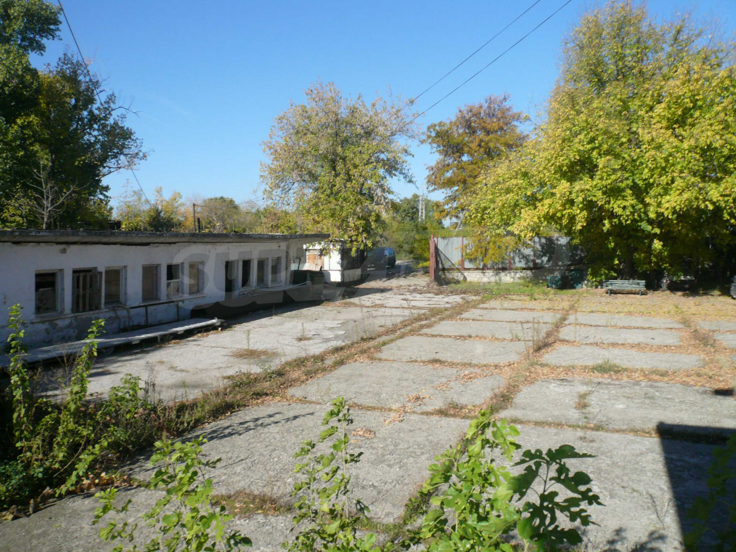 Industrial building near communications in Vidin 32