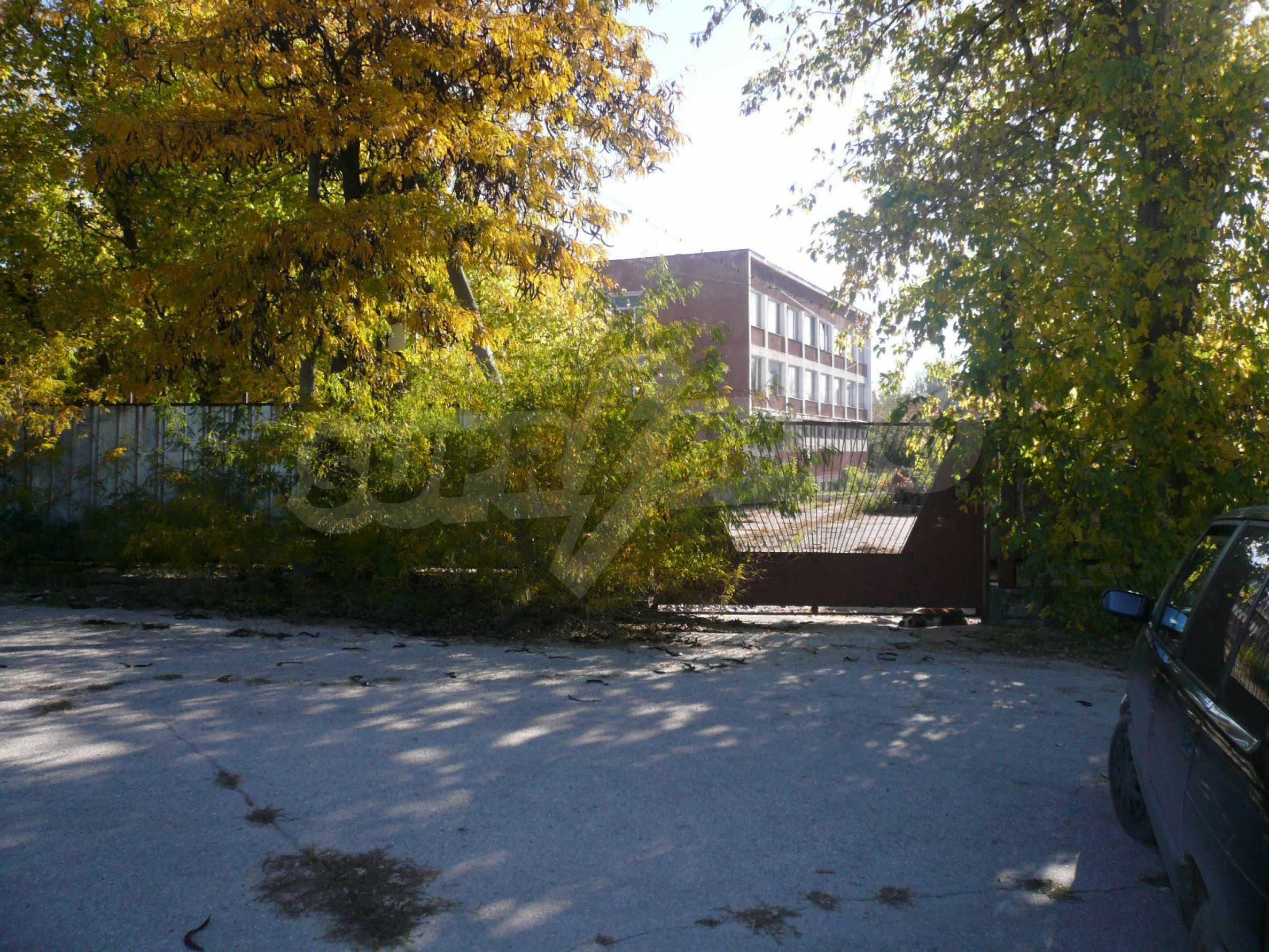 Industrial building near communications in Vidin 35