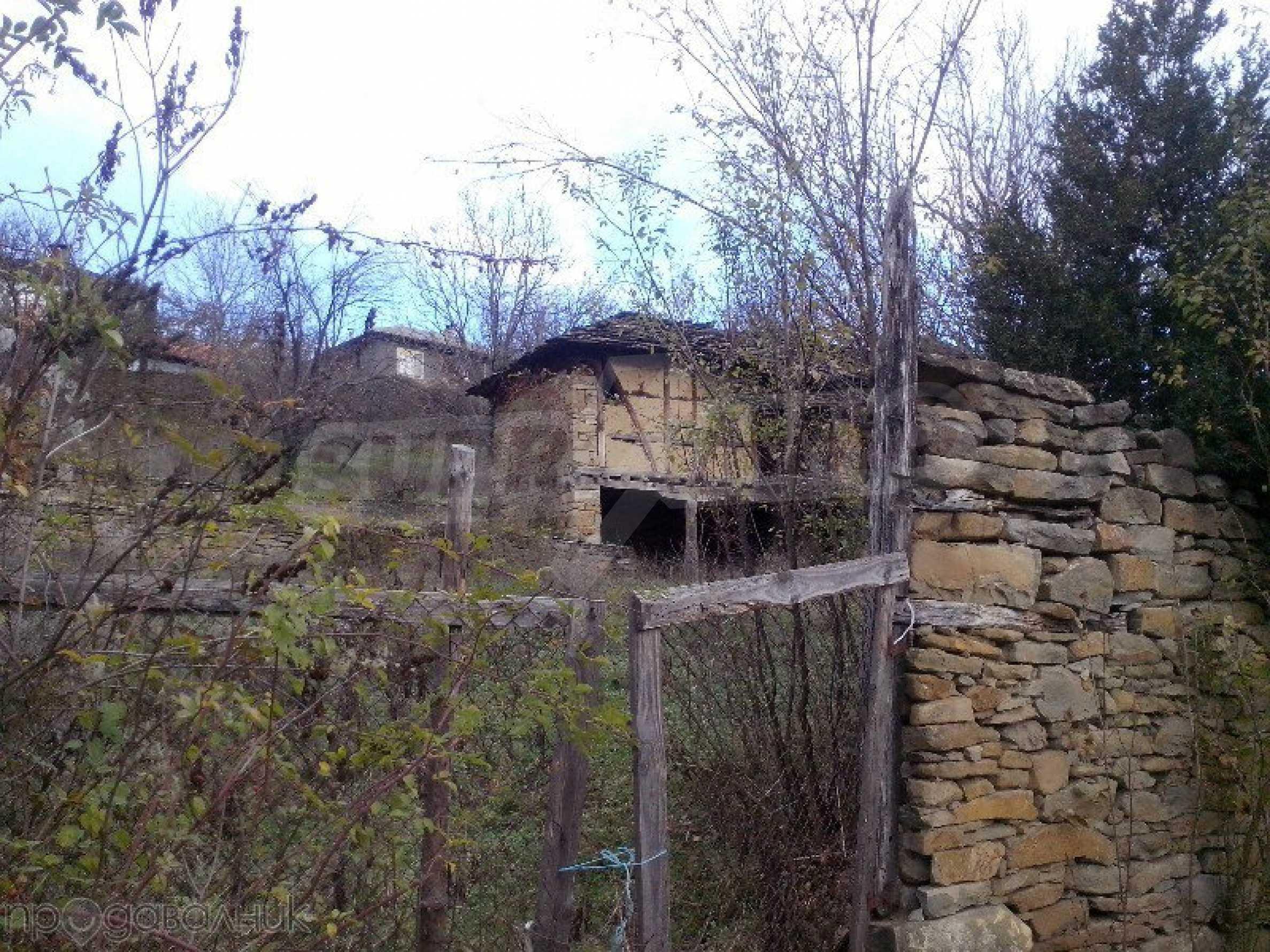 Tolles Grundstück auf dem trojanischen Balkan, 9 km von der Stadt entfernt 3