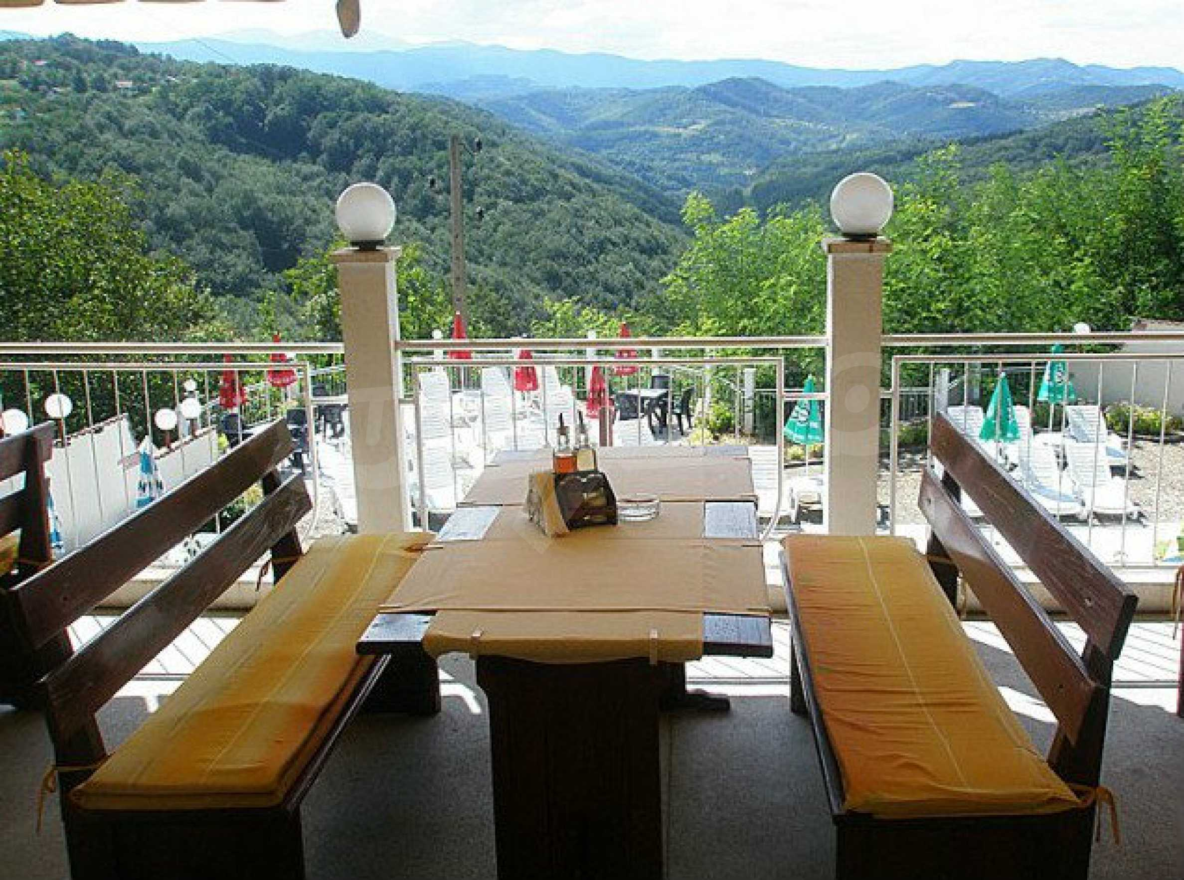 Operating hotel with pool in the heart of Stara Planina Mountain 11