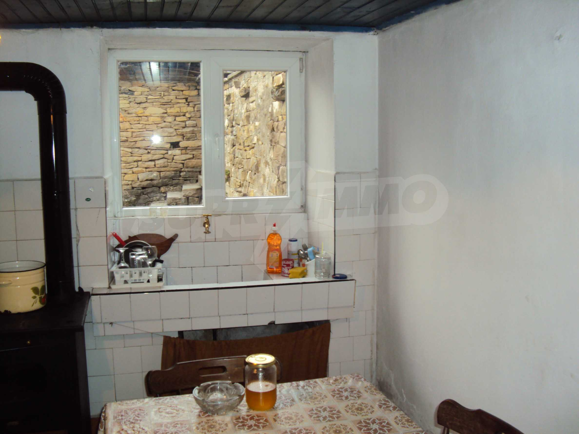 Renovated house with a large garden in a village near Veliko Tarnovo 10