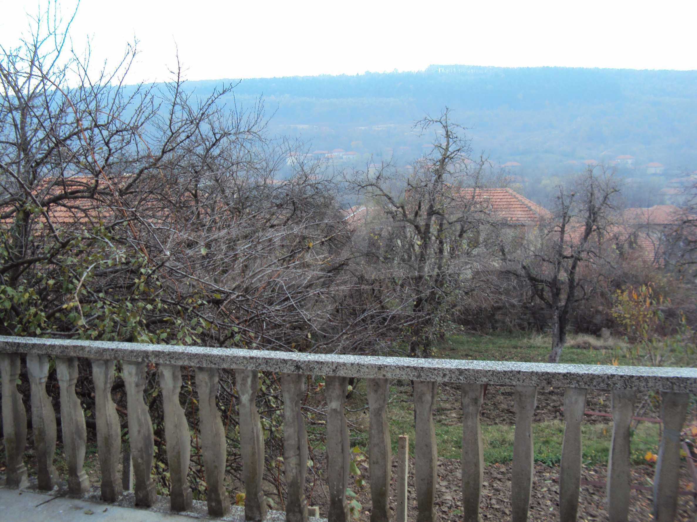 Renovated house with a large garden in a village near Veliko Tarnovo 13