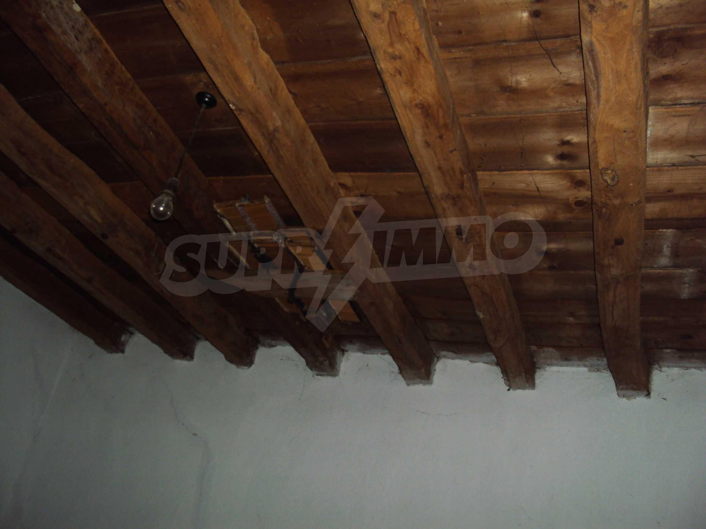 Renovated house with a large garden in a village near Veliko Tarnovo 16