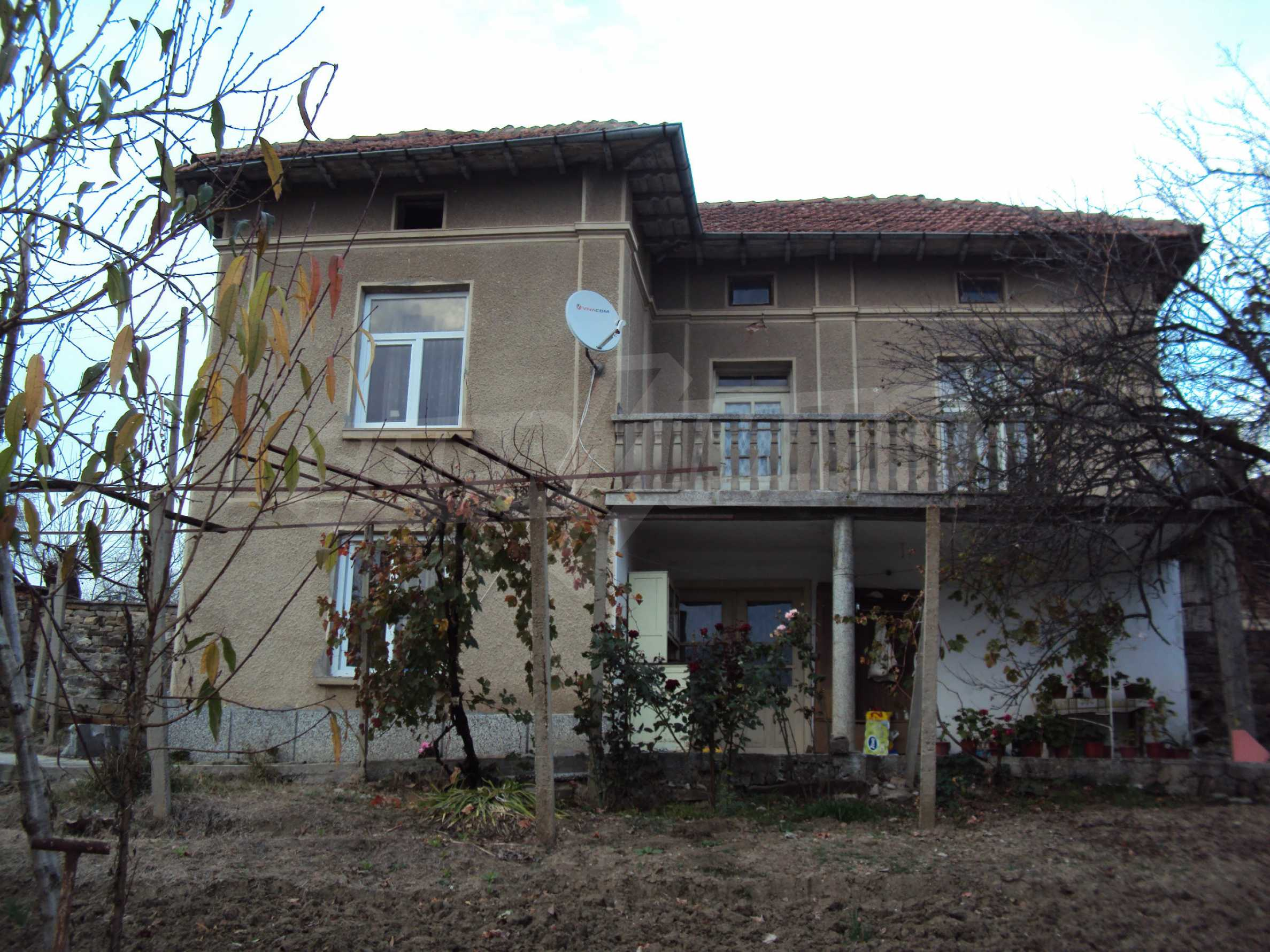 Renovated house with a large garden in a village near Veliko Tarnovo 1