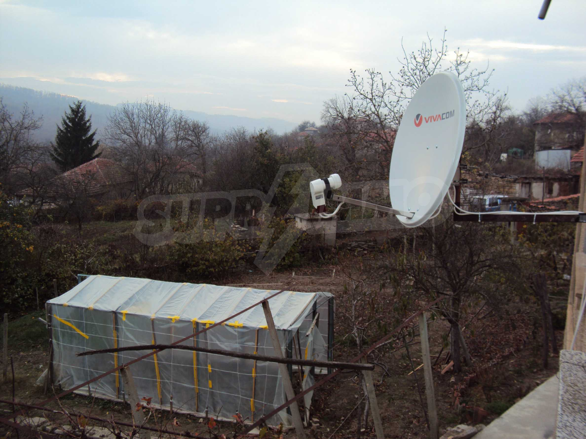 Renovated house with a large garden in a village near Veliko Tarnovo 20