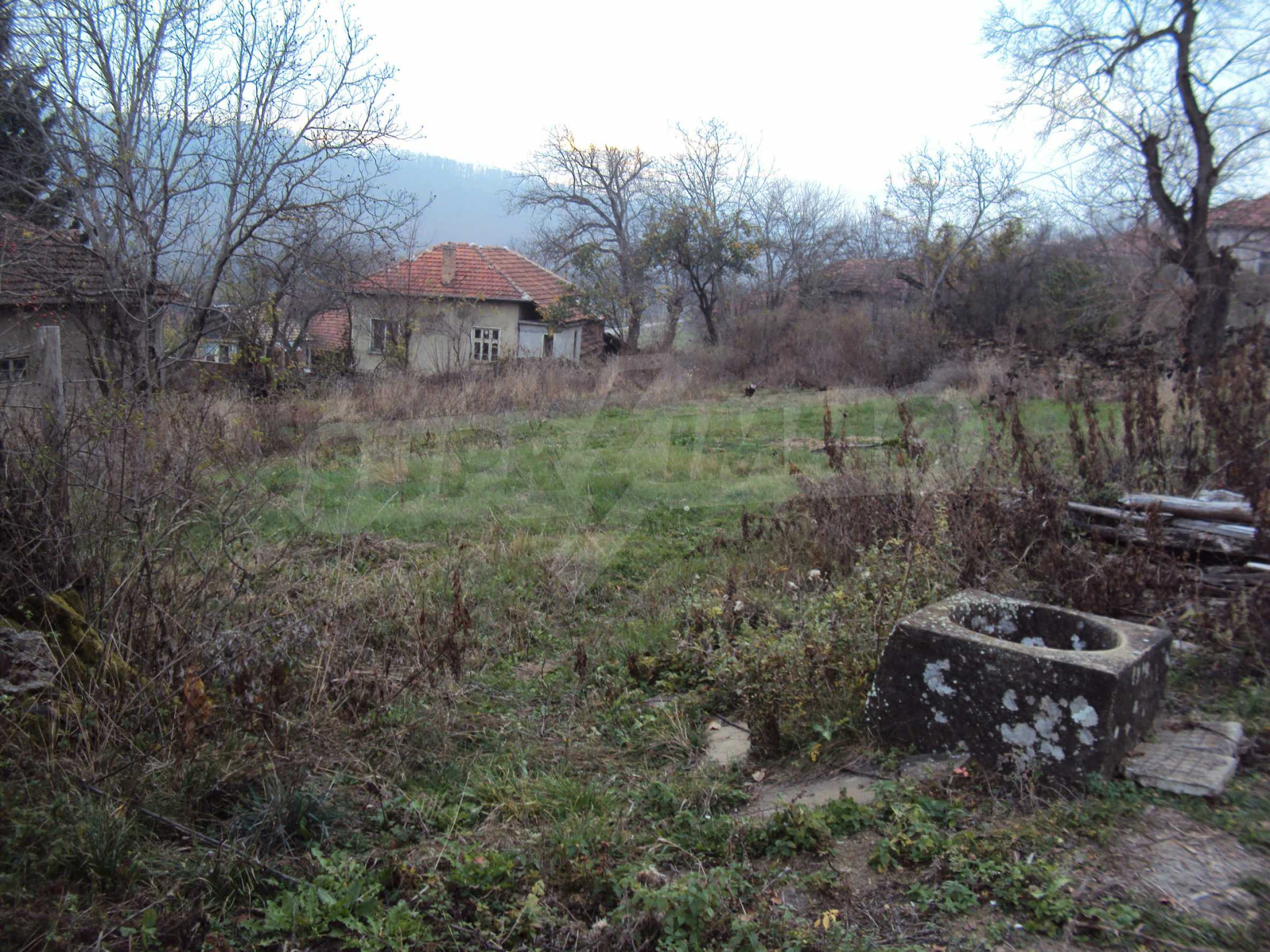 Renovated house with a large garden in a village near Veliko Tarnovo 21