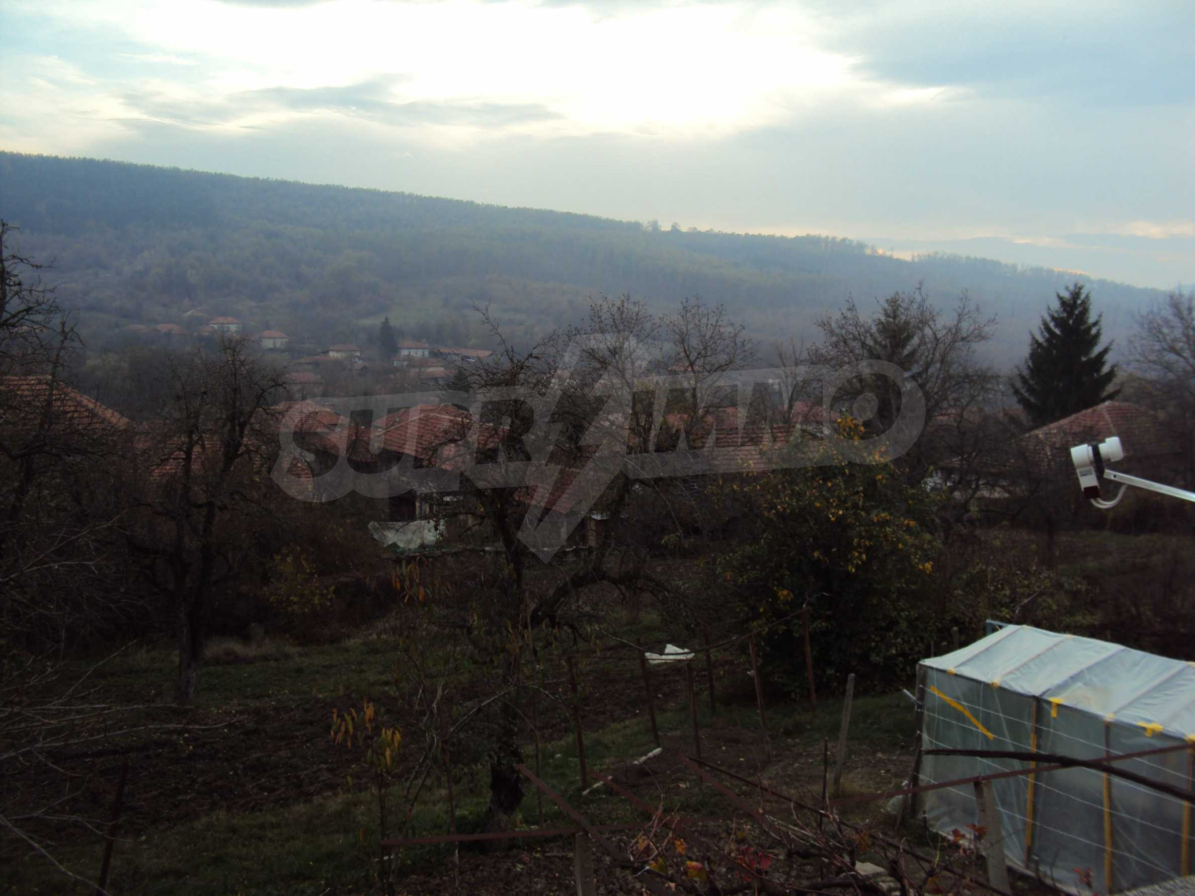 Renovated house with a large garden in a village near Veliko Tarnovo 24