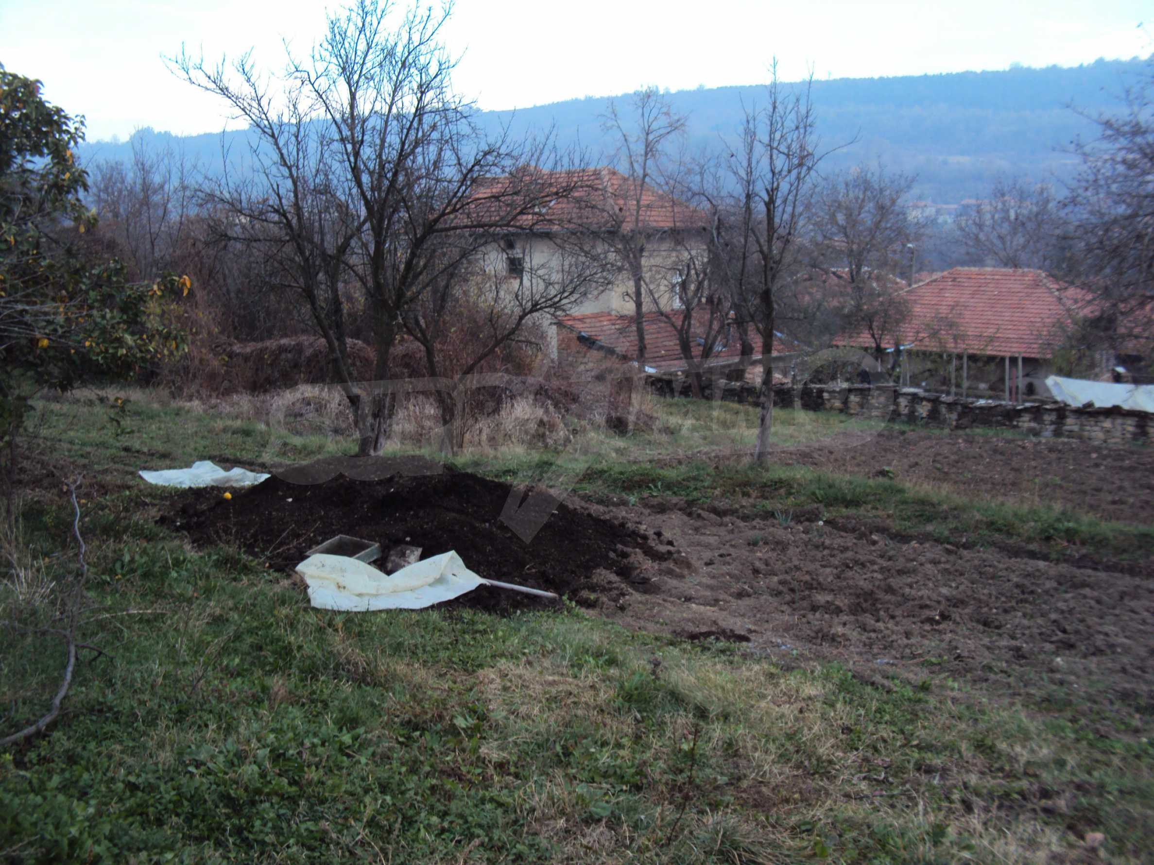 Renovated house with a large garden in a village near Veliko Tarnovo 27