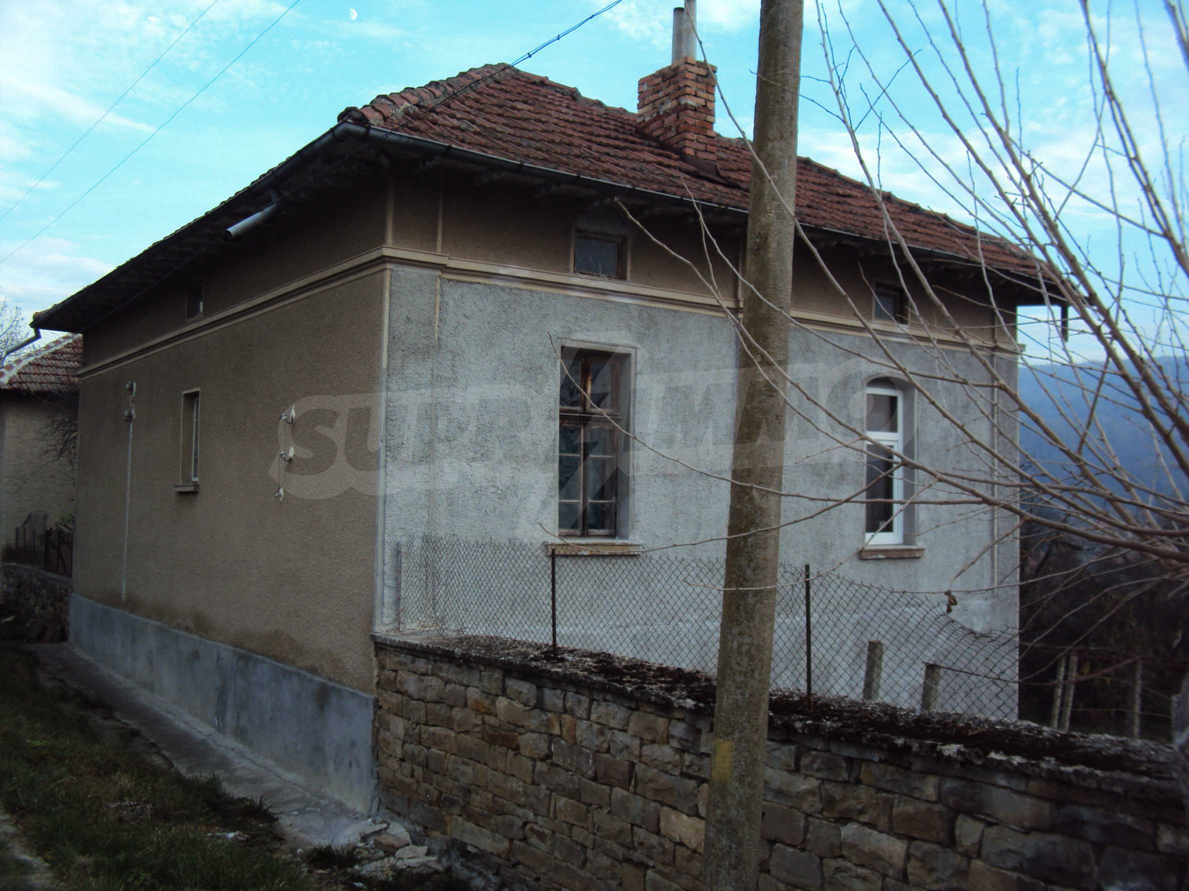 Renovated house with a large garden in a village near Veliko Tarnovo 2