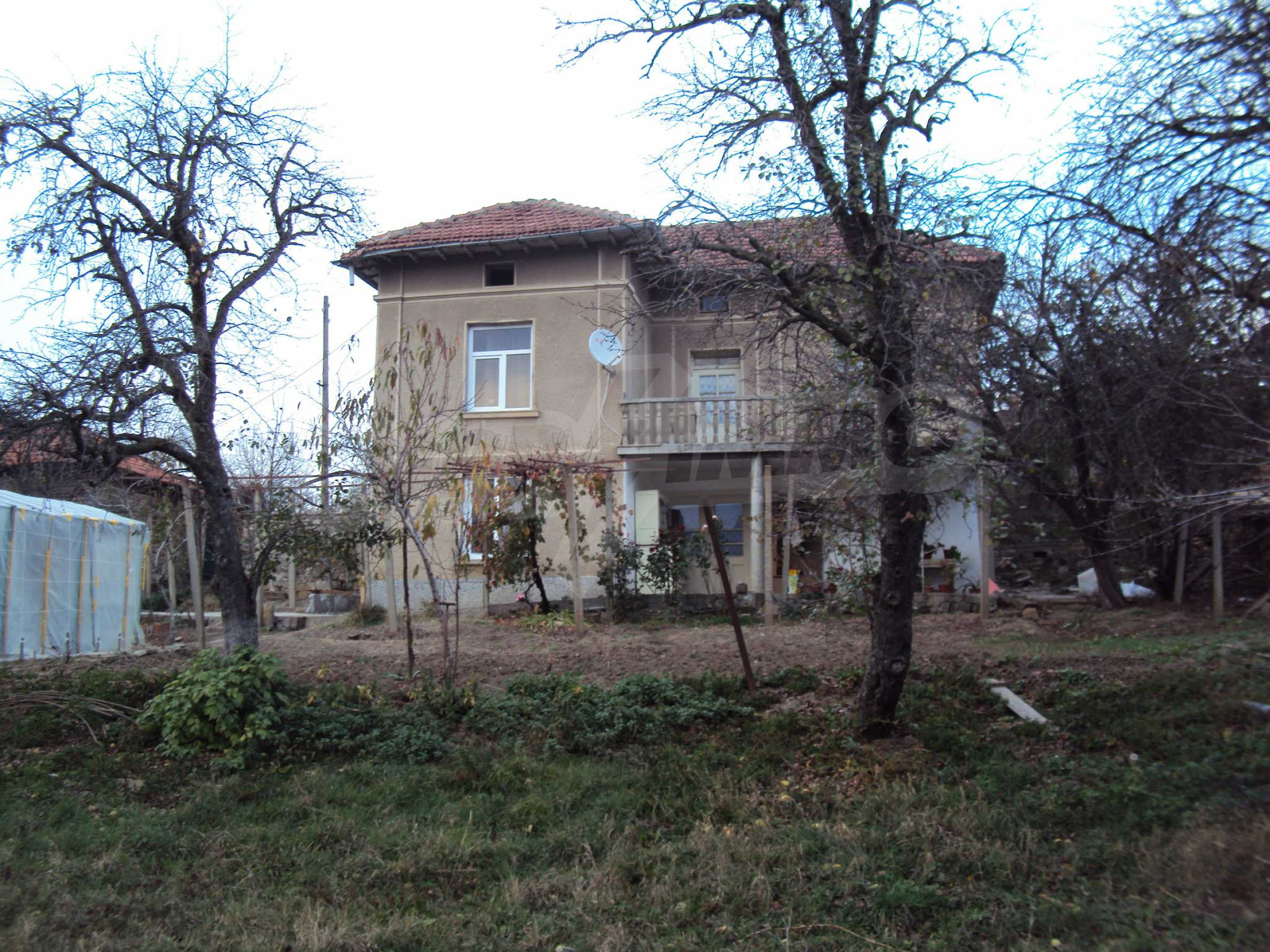 Renovated house with a large garden in a village near Veliko Tarnovo 29
