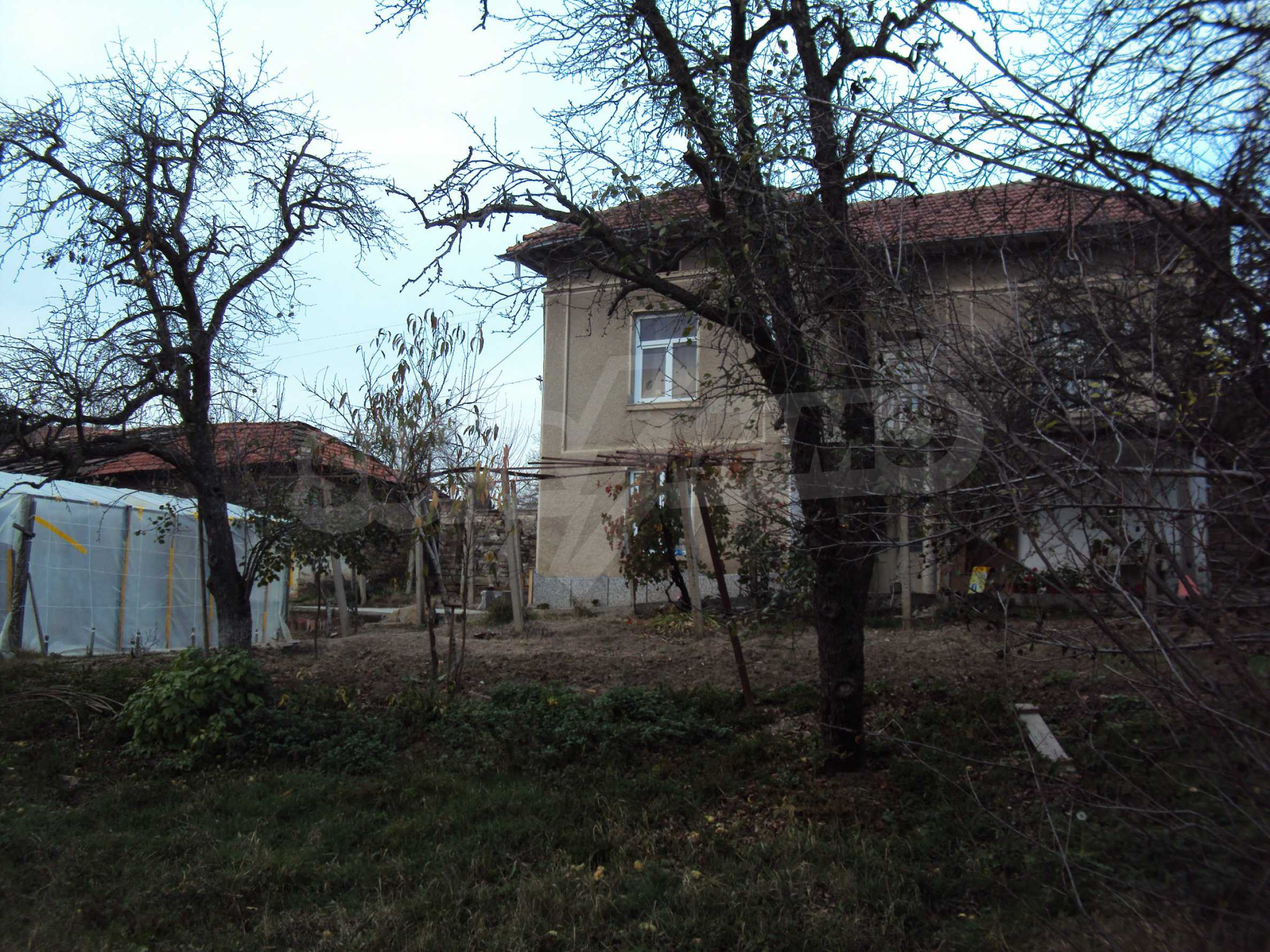 Renovated house with a large garden in a village near Veliko Tarnovo 30