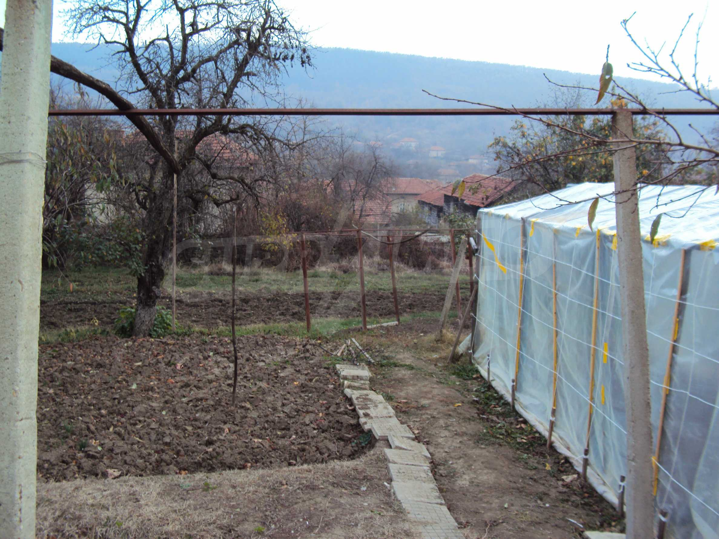 Renovated house with a large garden in a village near Veliko Tarnovo 33