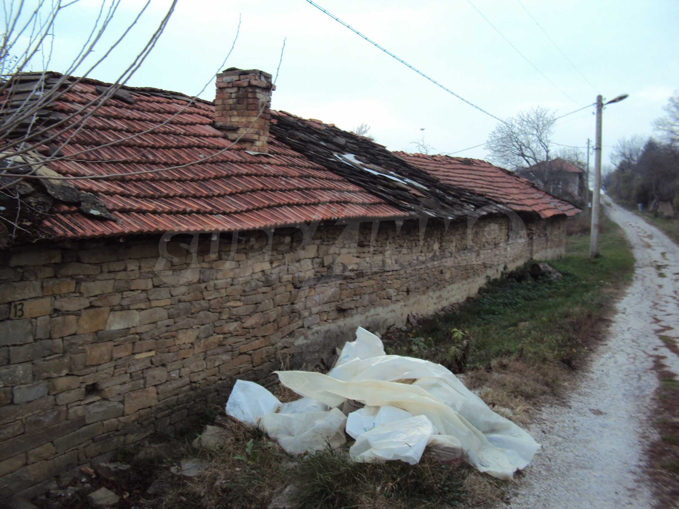 Renovated house with a large garden in a village near Veliko Tarnovo 34