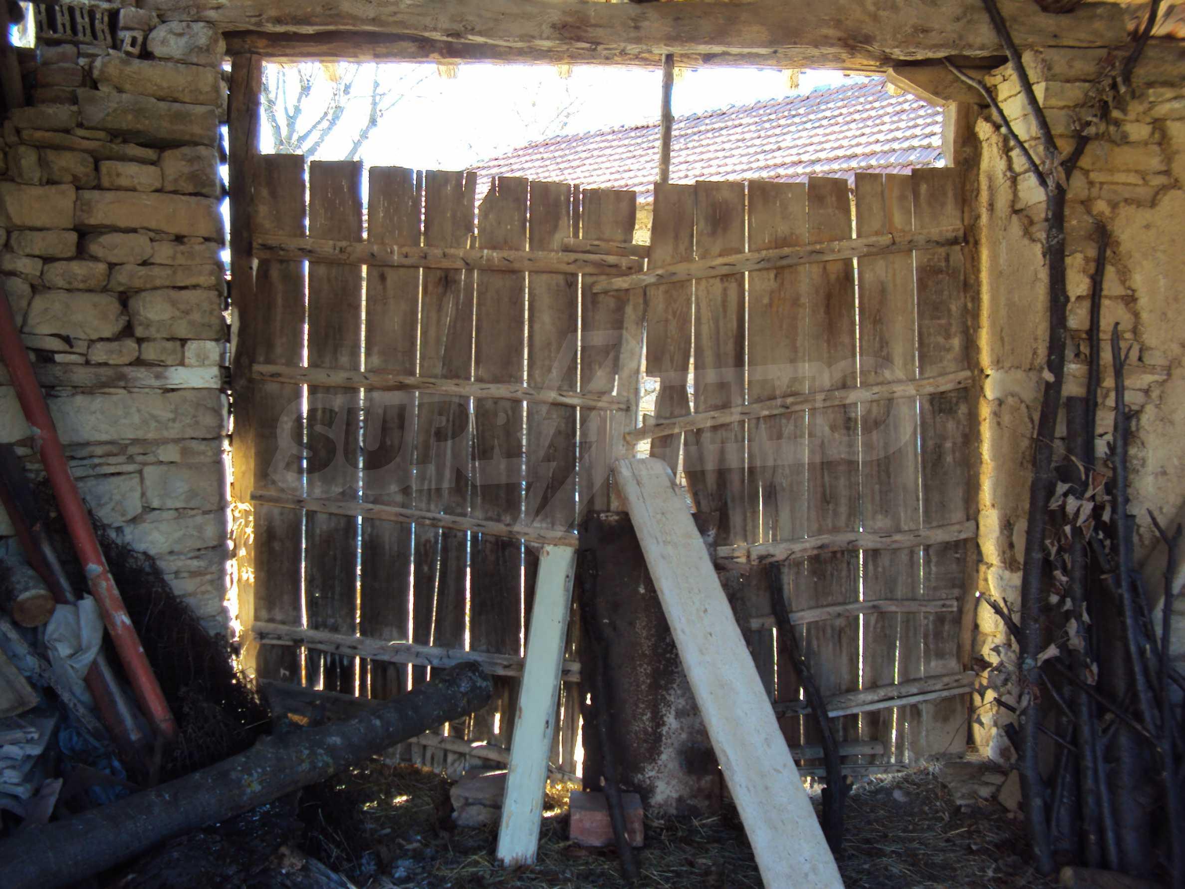 Landhaus mit großem Garten 17 km. von Dryanovo 18