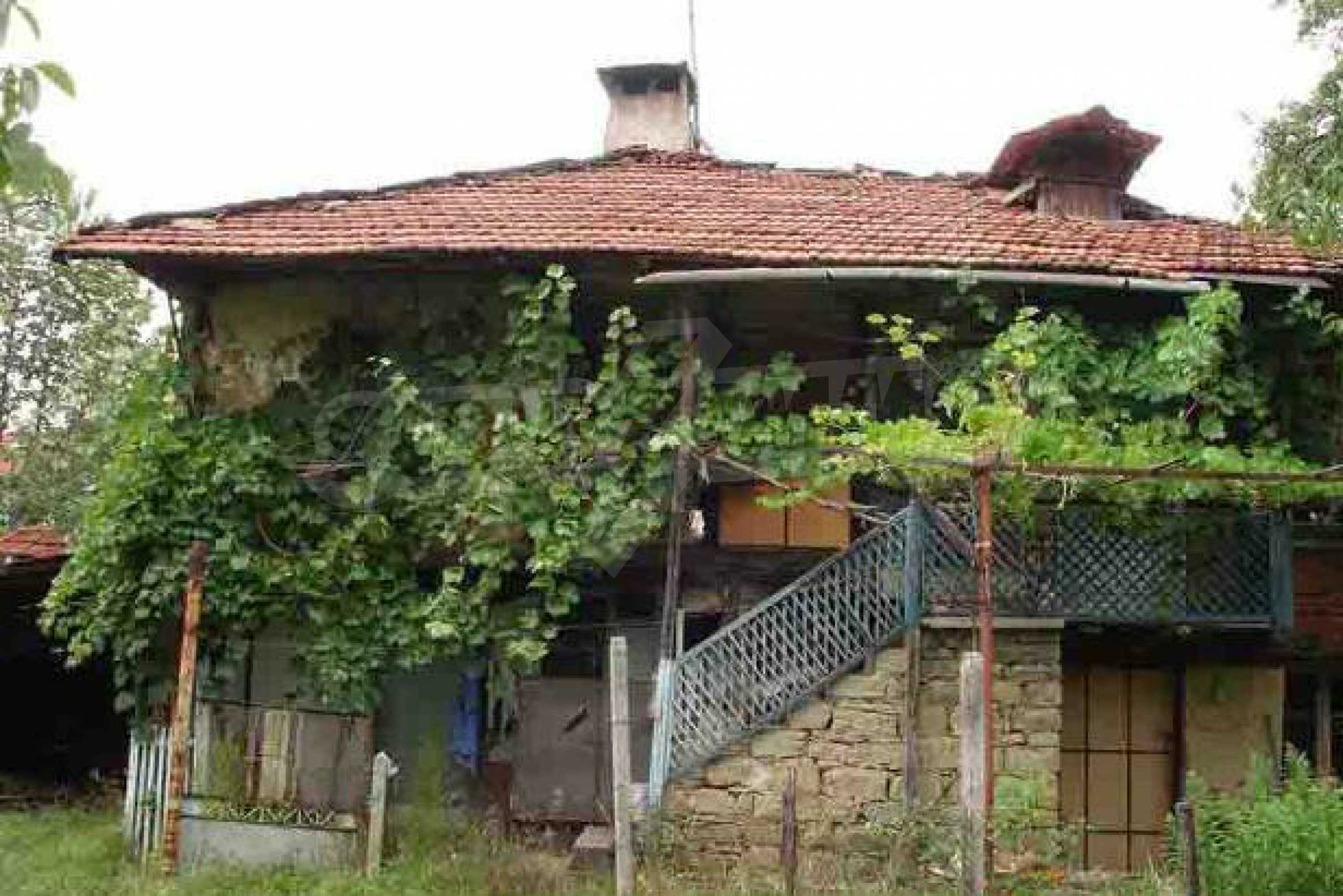 Two-storey house located 10km from Troyan 1