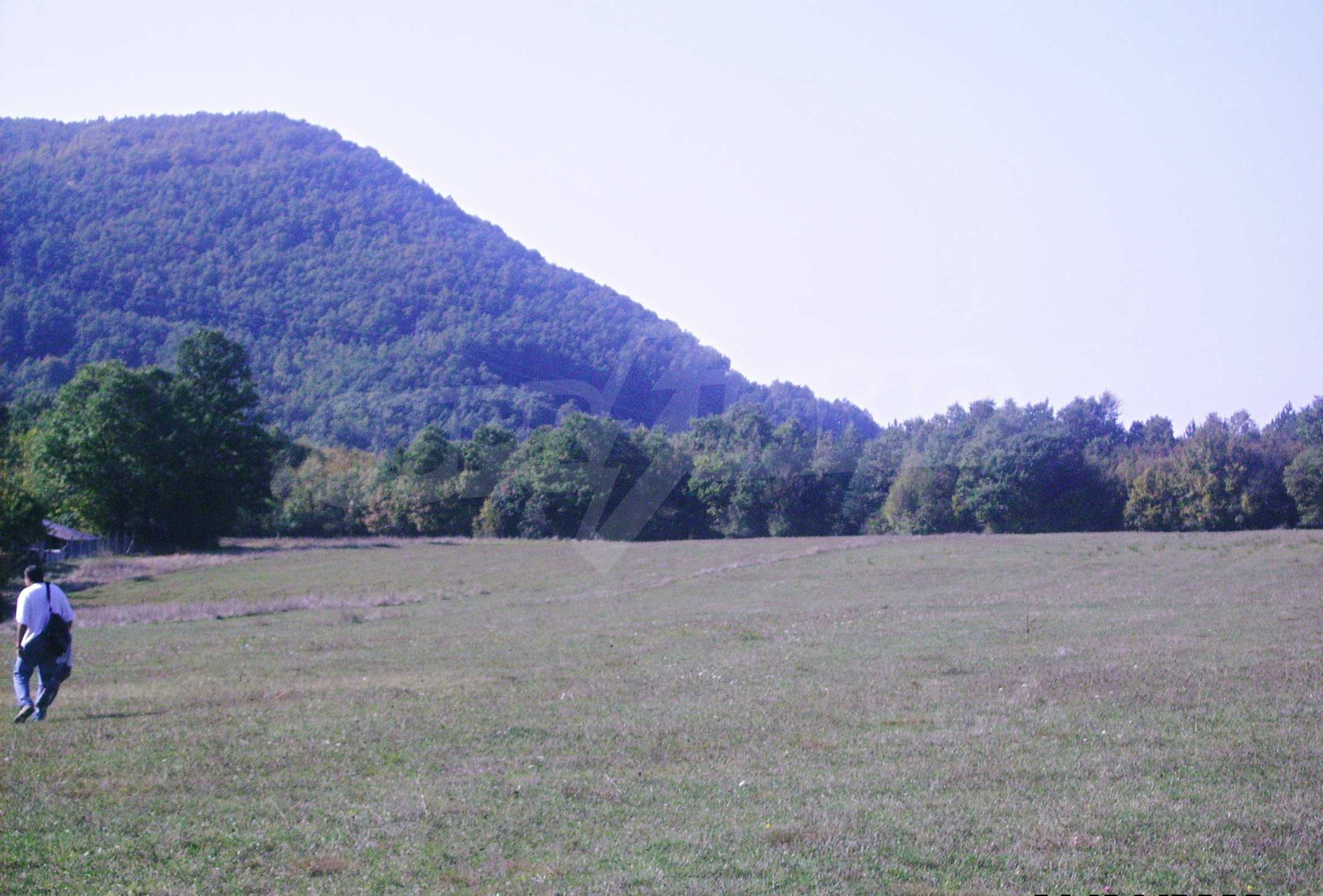Large plot of land located near town Gabrovo 14