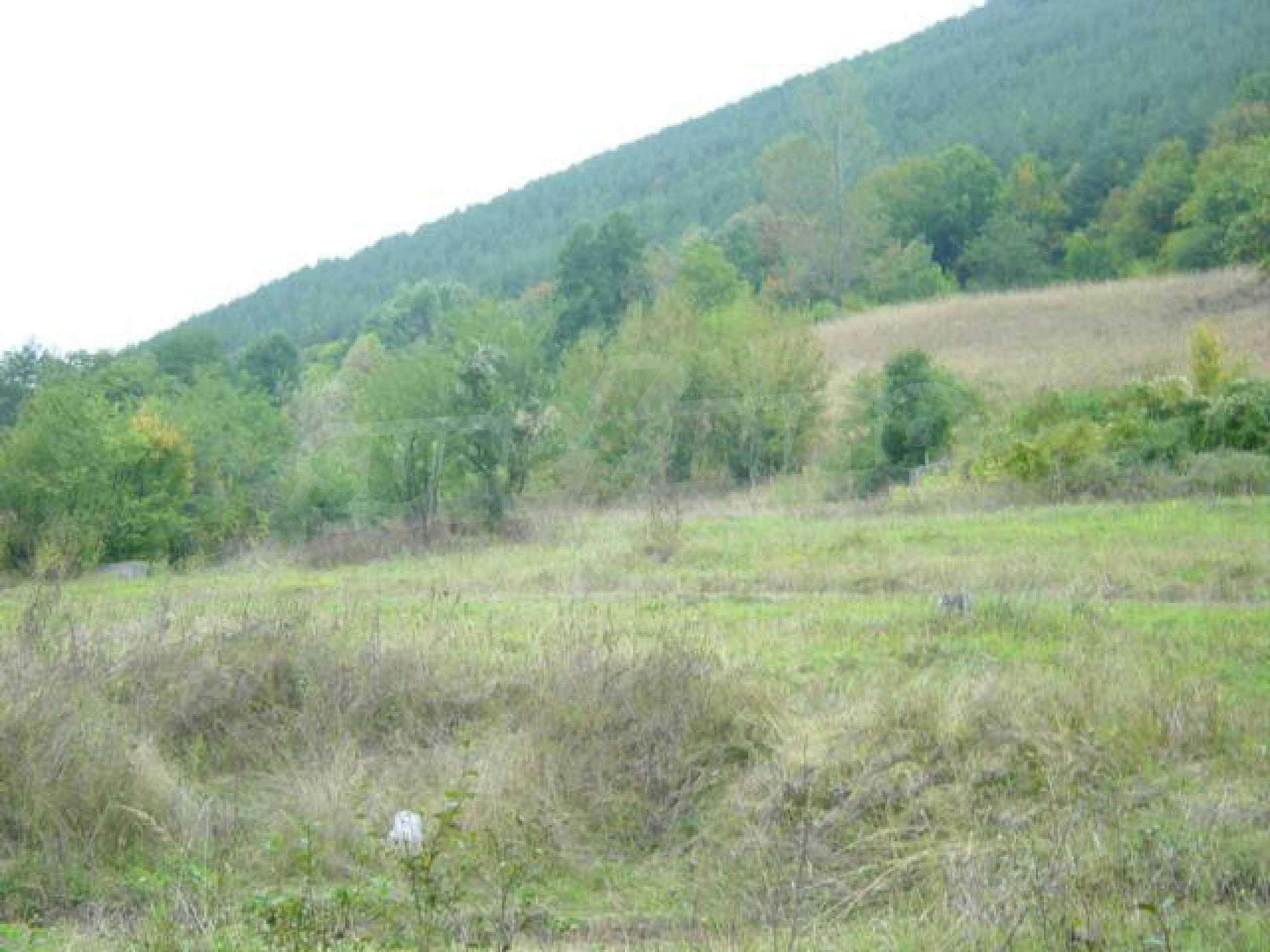 Ackerland inmitten der wunderschönen Natur des Teteven Balkan 7