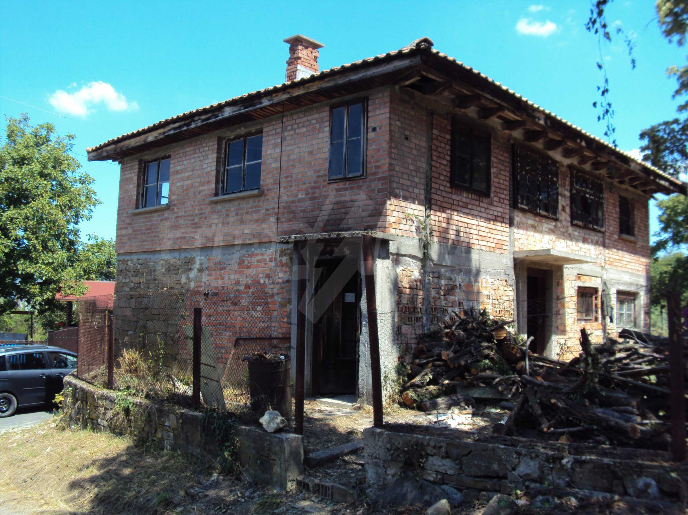 Two-storey house in the heart of the Balkan Mountains, just 7 km from Gabrovo 41