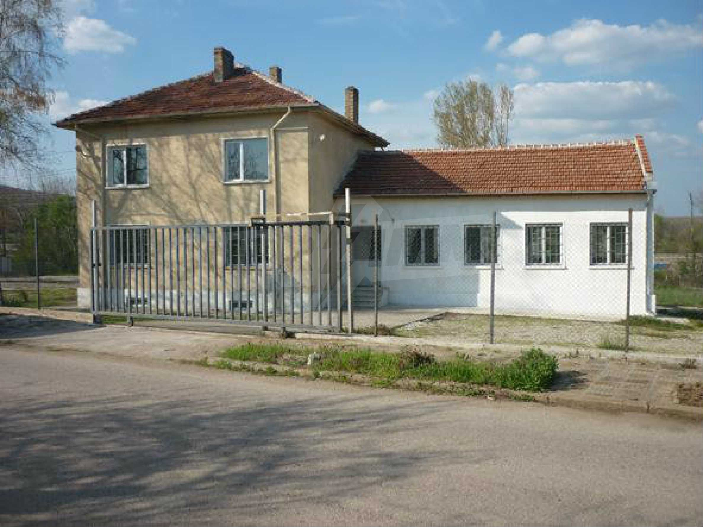 Industriegelände in einem Dorf 6 km von der Stadt Lovech entfernt