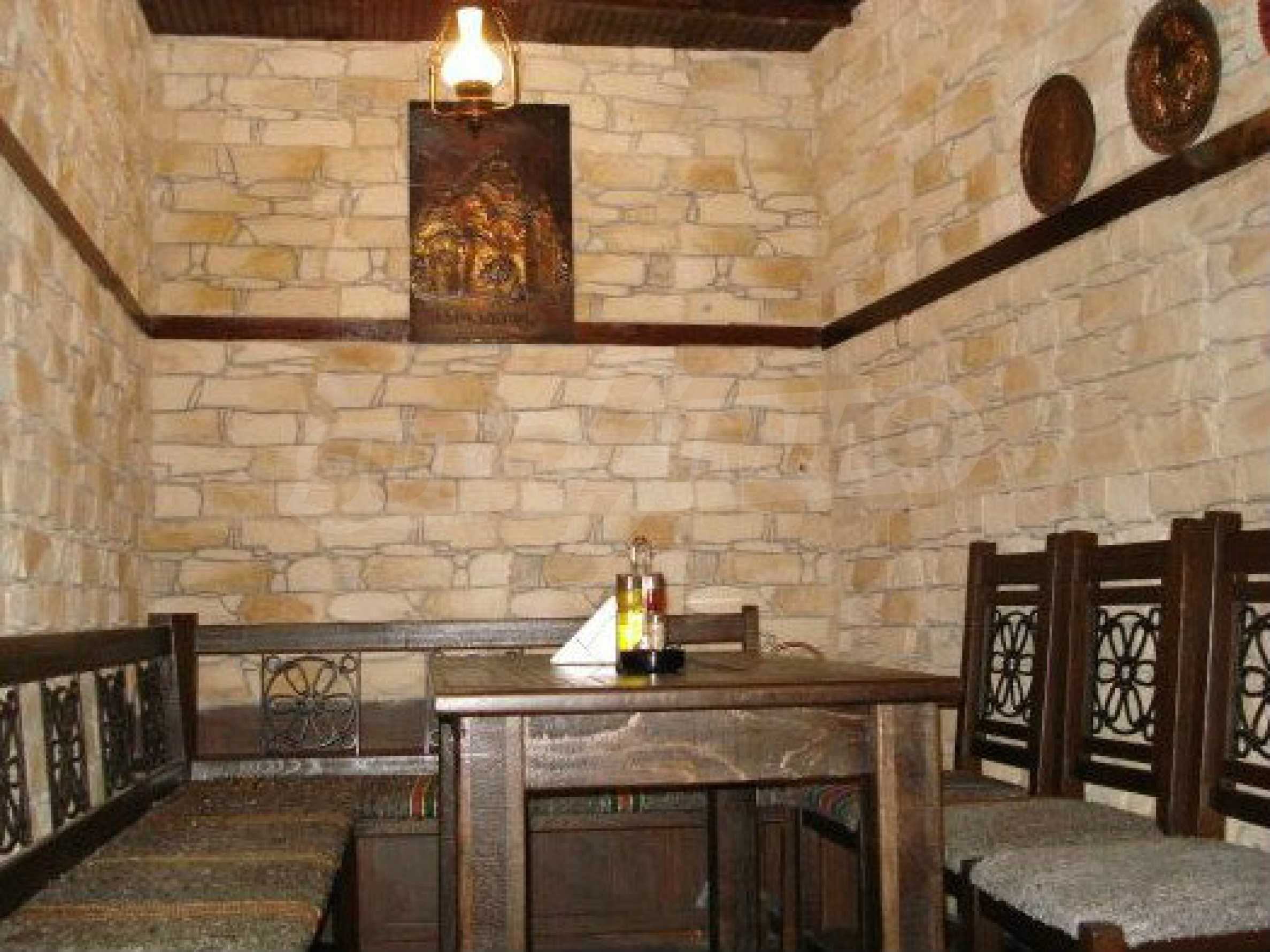Cozy hotel with restaurant near the river Osam in Lovech 58