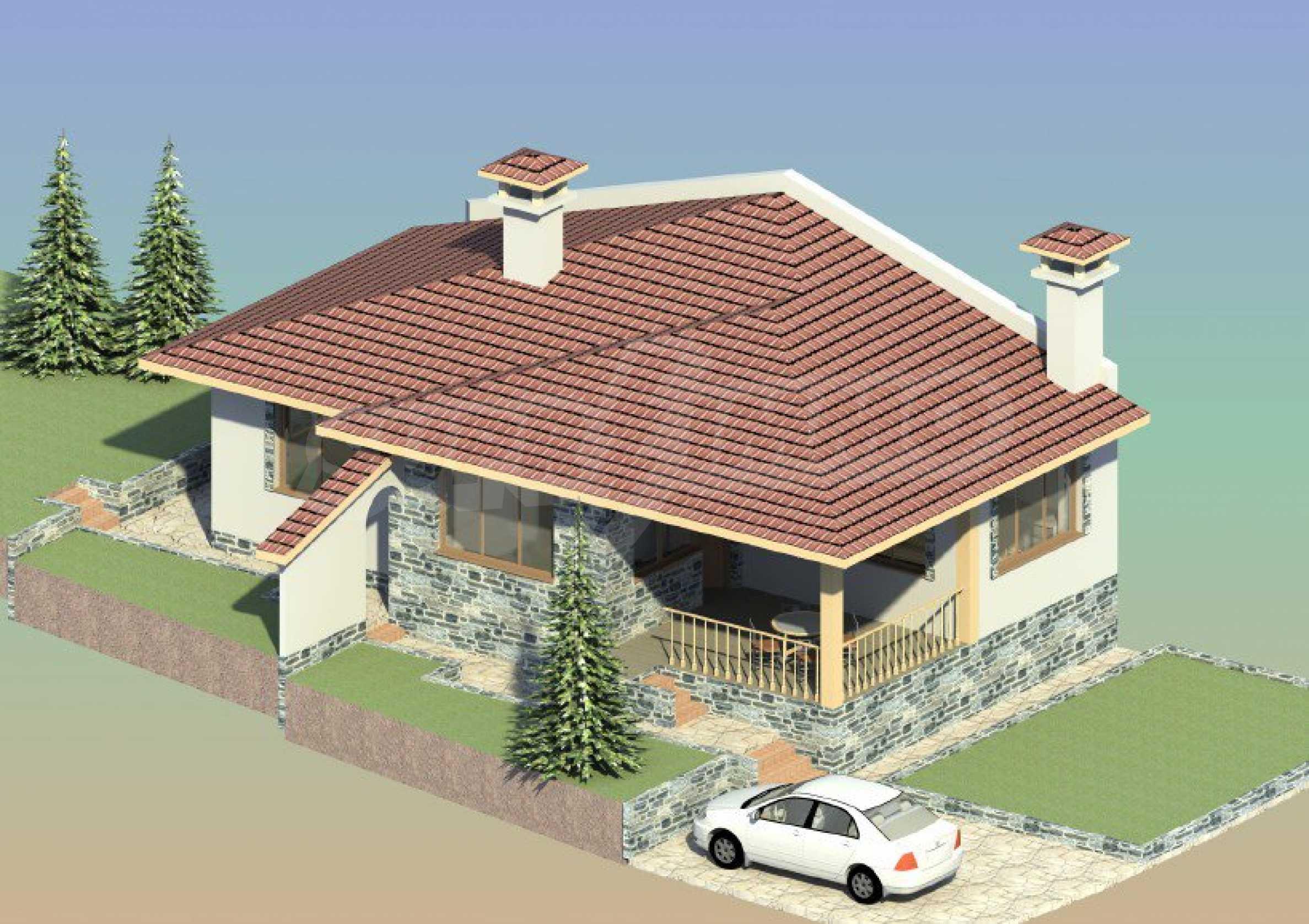 Grundstück zum Verkauf auf dem Balkan 4