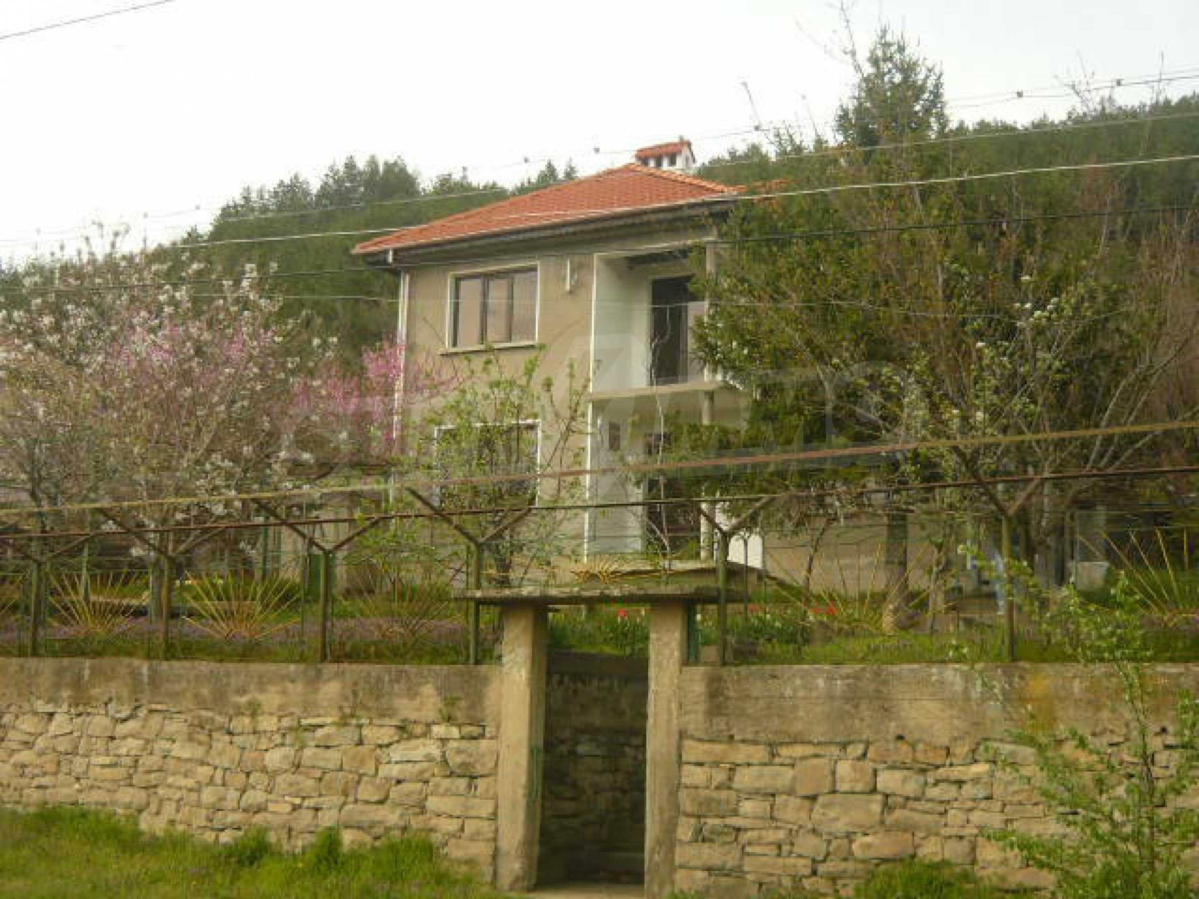 Two-storey house in a village located 3 km. from Veliko Tarnovo 18