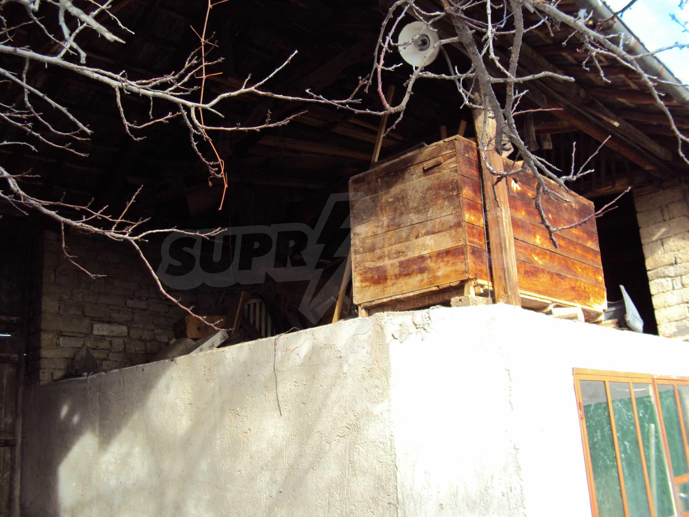 Two-storey house in village close 35 km. from Veliko Tarnovo 18